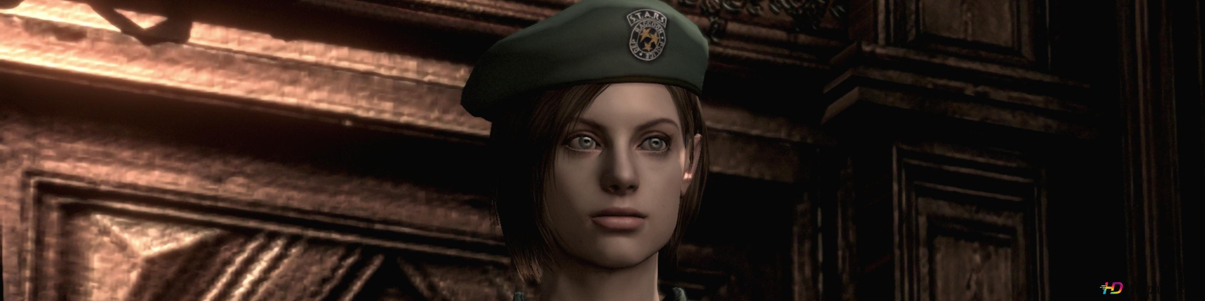 Jill Valentine Of Resident Evil Hd Wallpaper Download