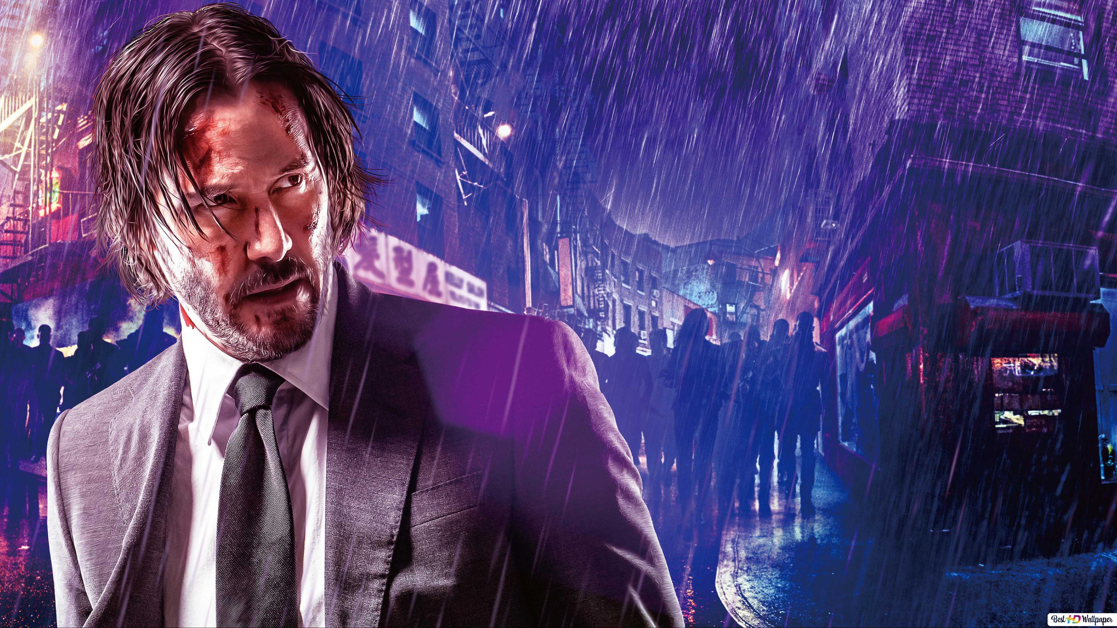 John Wick 3 Movie Hd Wallpaper Download