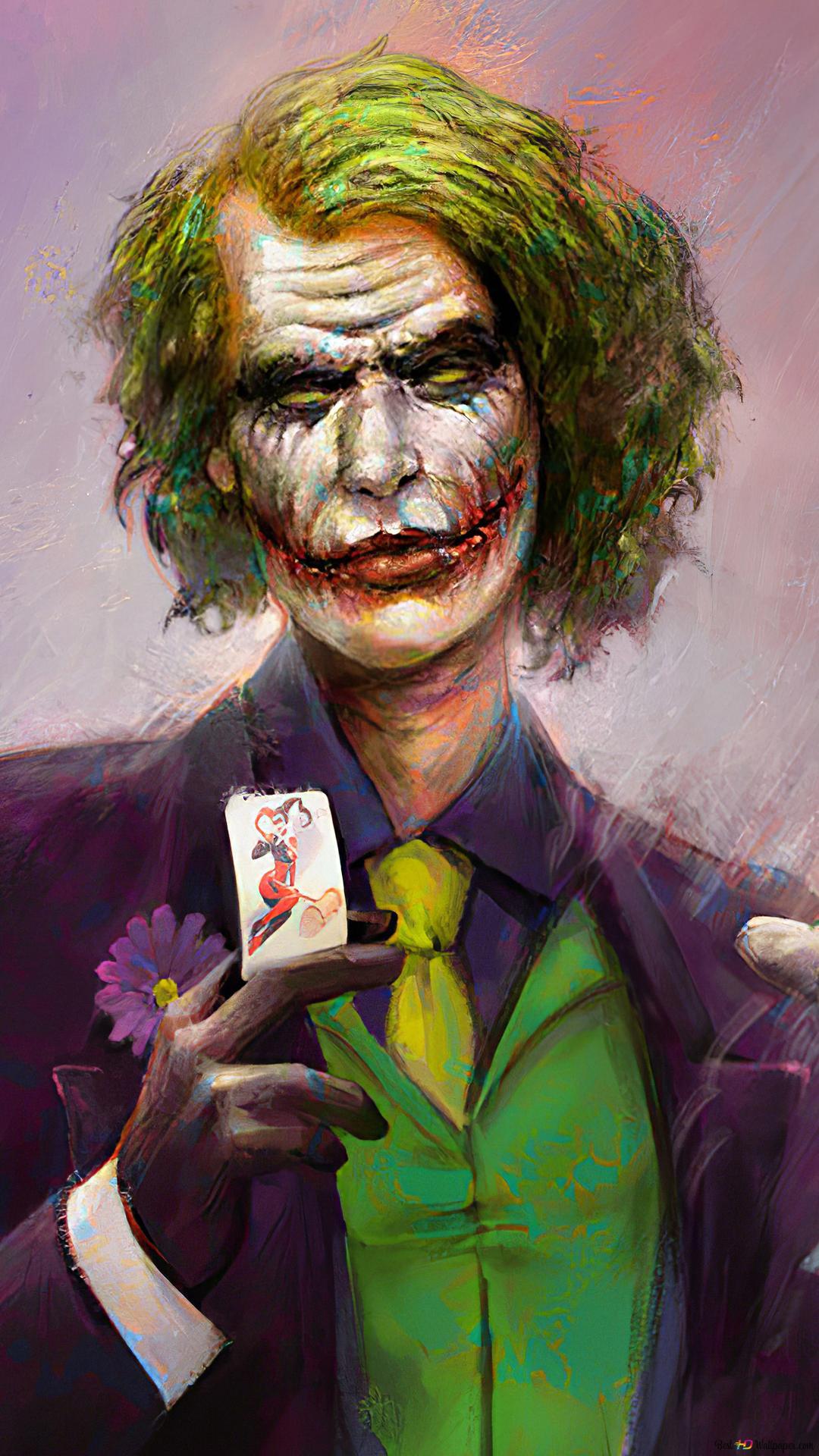 Joker And Batman Comic Hd Wallpaper Download