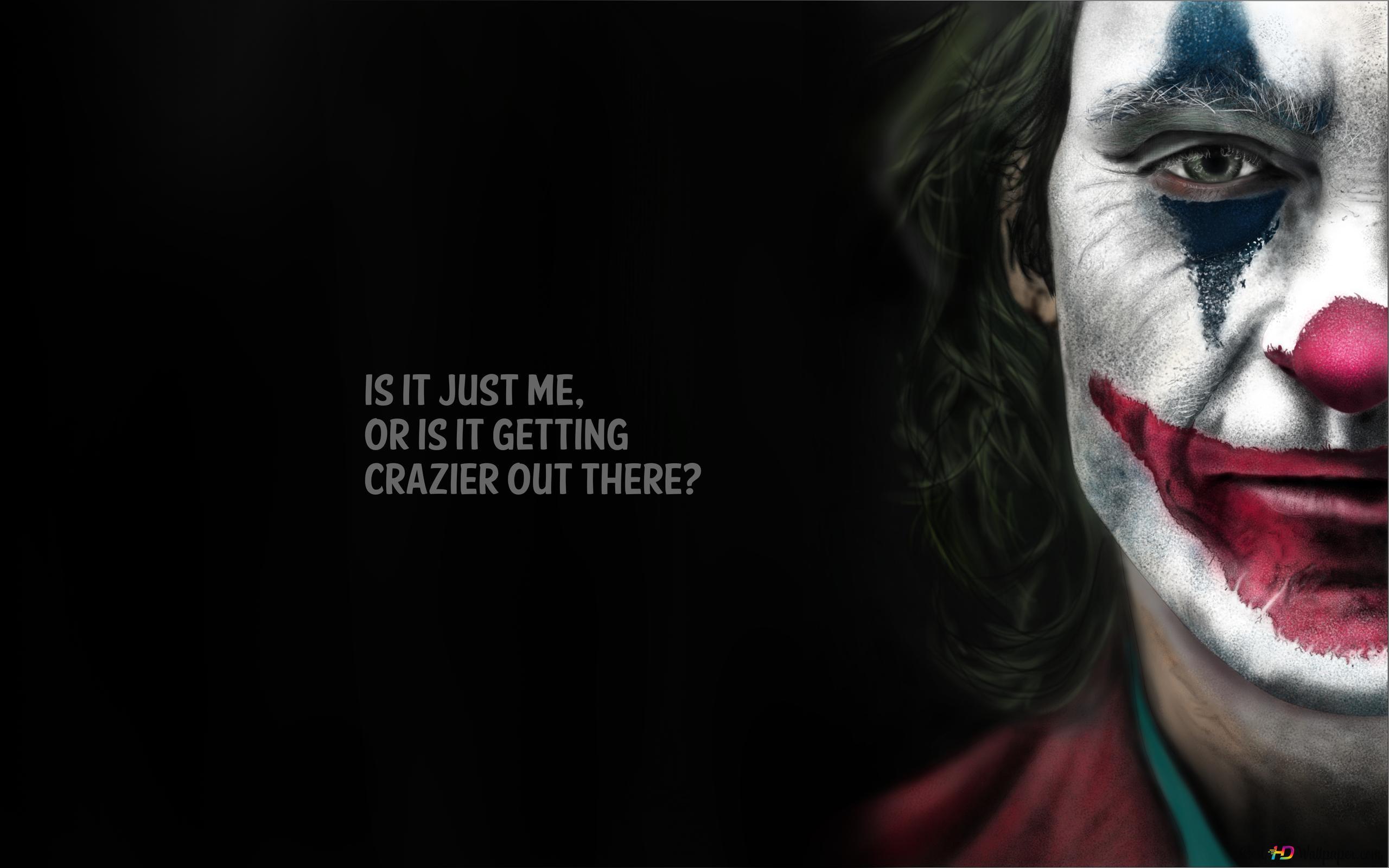 Joker Minimalista Wallpaper 4k Hd Wallpaper Download