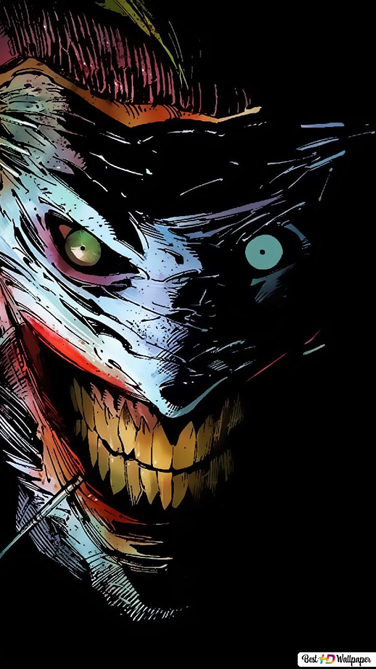 Jokers Smile Why So Serious Hd Wallpaper Download