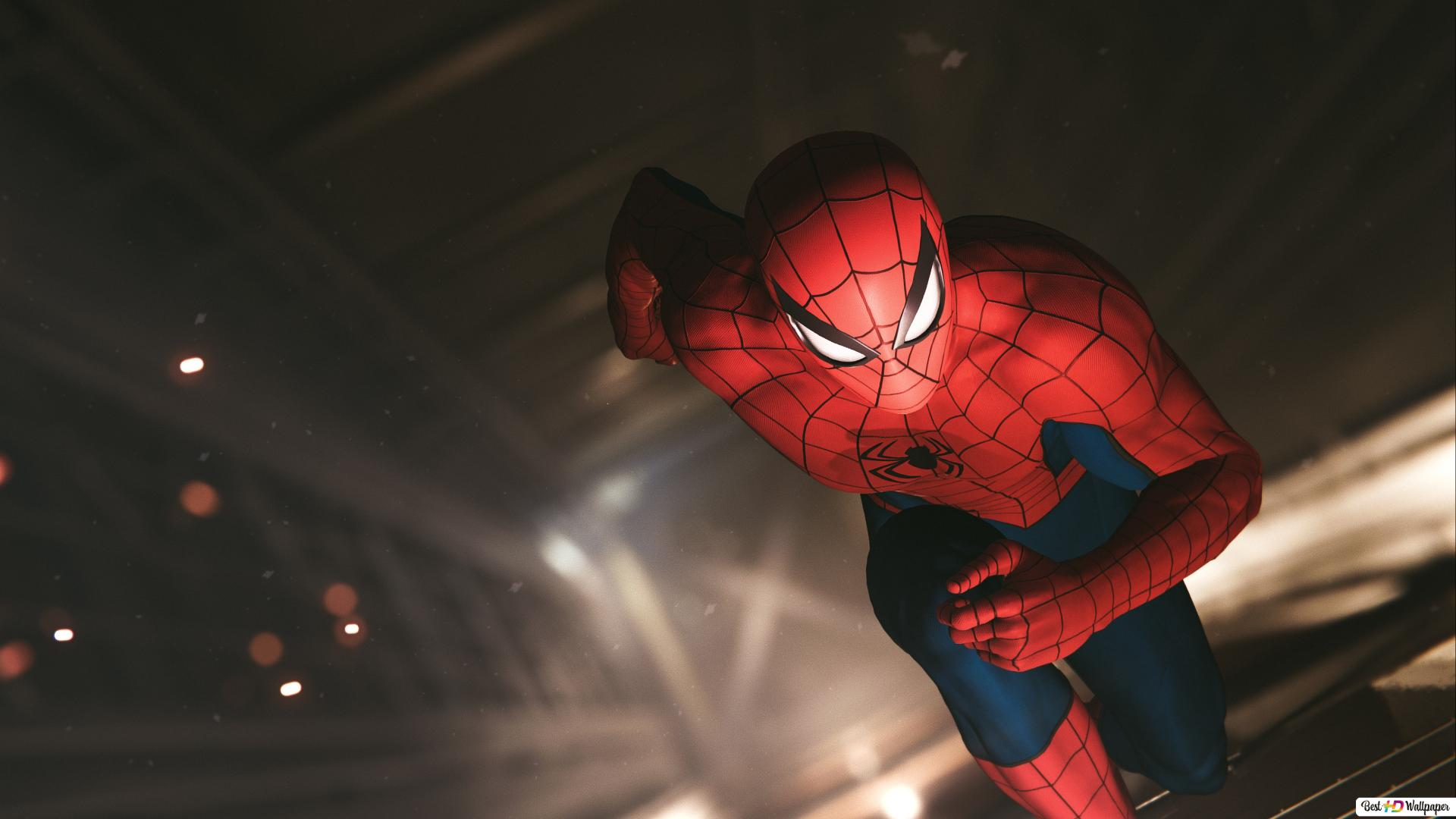 Descargar Fondo De Pantalla Juego De Spider Man 2018