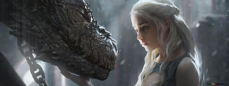 Descargar fondo de pantalla Juego de Tronos - Daenerys ...