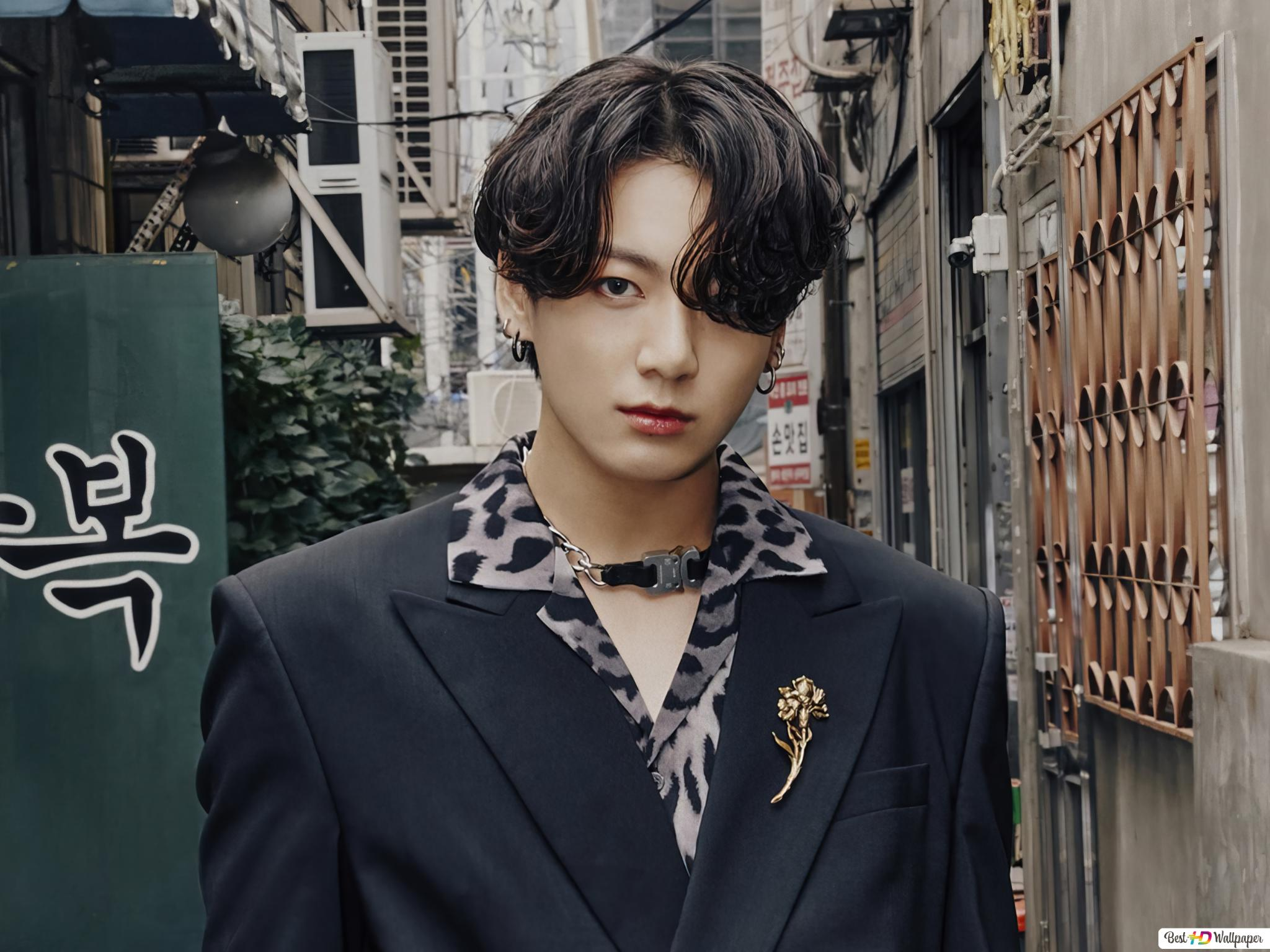 Jungkook' from BTS (K-pop Band   2021) HD wallpaper download