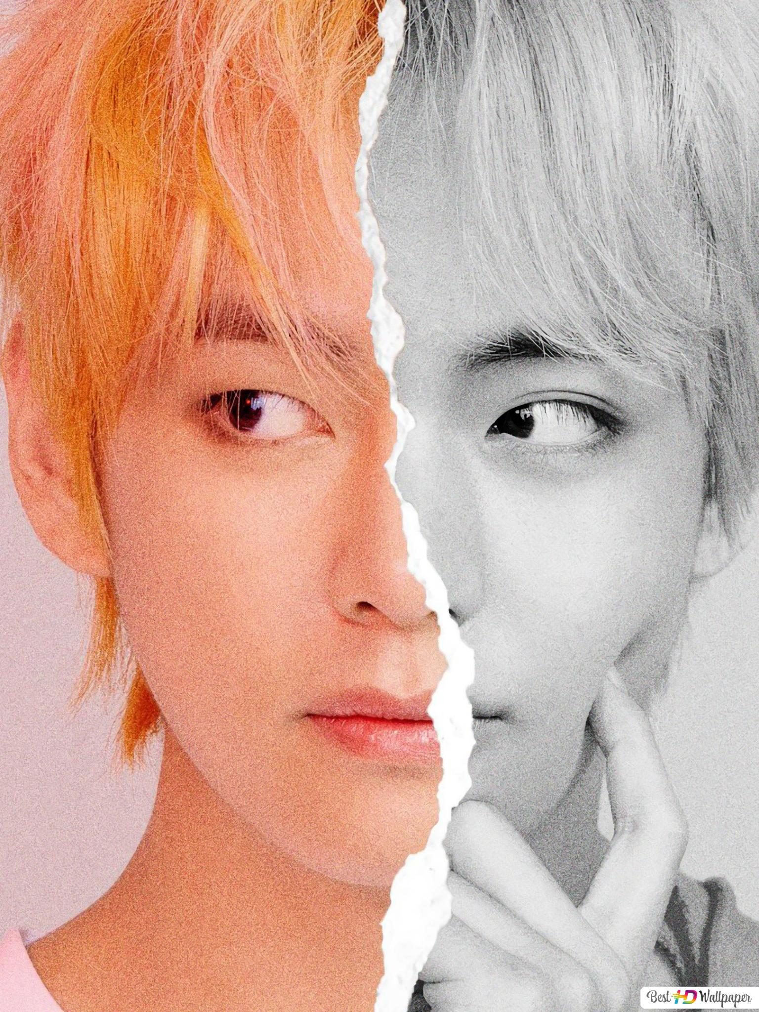 k pop band bts idol v kim tae hyung wallpaper 1536x2048 53628 203