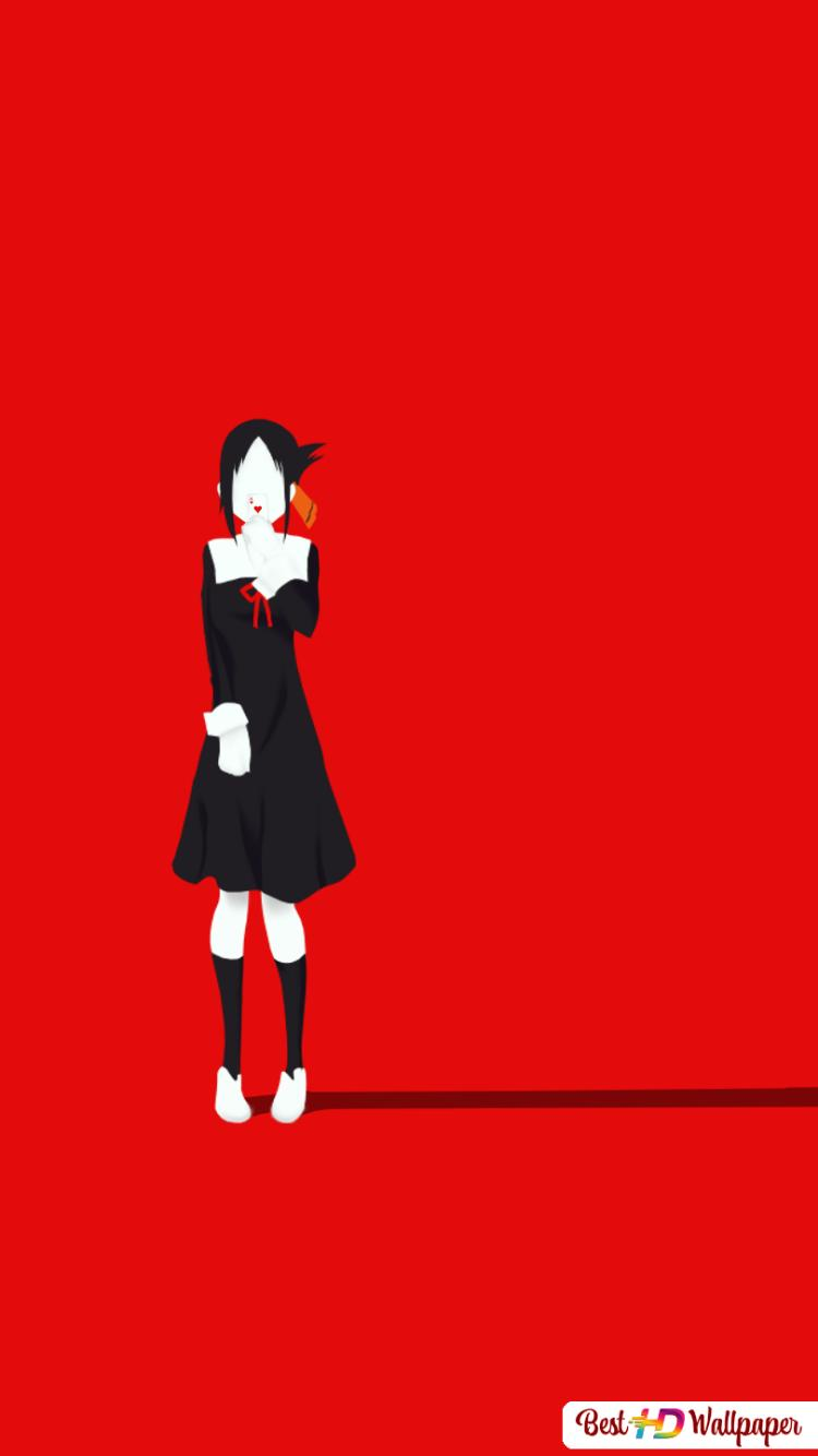Kaguya Sama Love Is War Kaguya Shinomiya Minimalist Hd