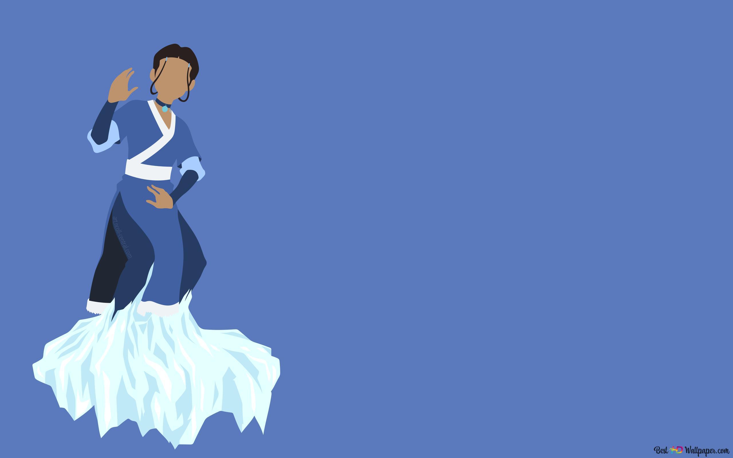 Katara Of Avatar The Last Airbender HD Wallpaper Download
