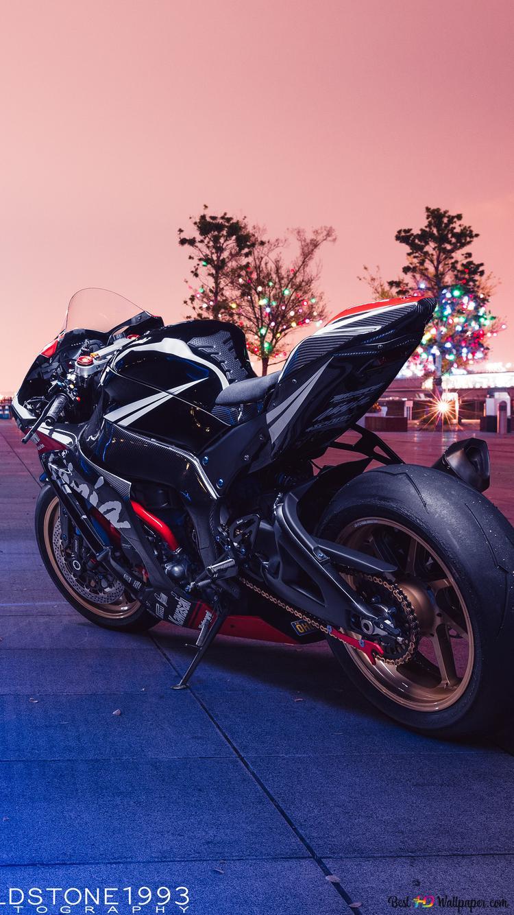 Kawasaki Ninja Zx 10r Bike Hd Wallpaper Download