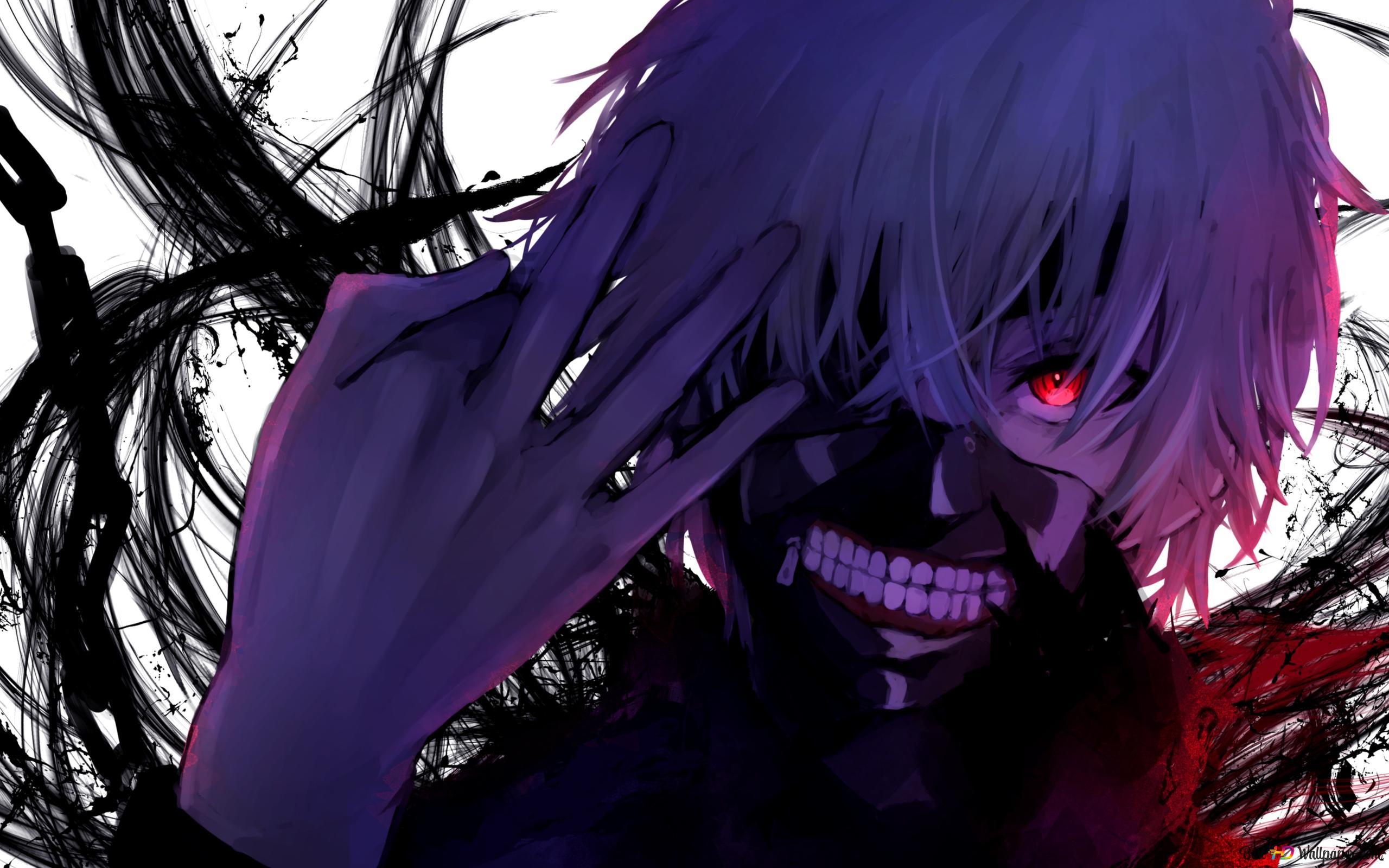Ken Kaneki Tokyo Ghoul HD Wallpaper