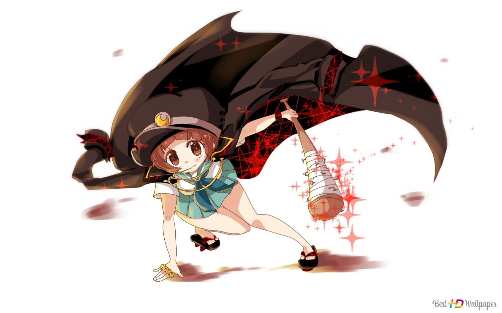 Kill La Kill Mako Mankanshoku Hd Wallpaper Download