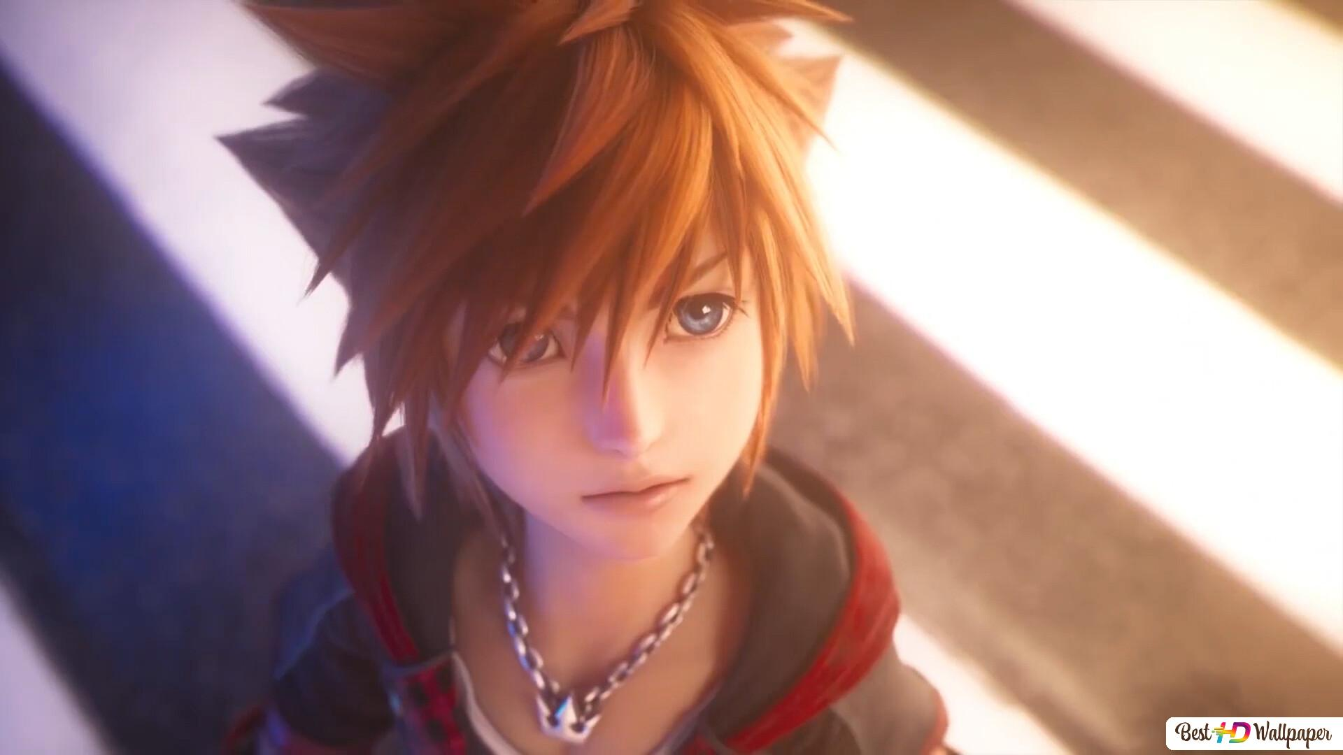 Kingdom Hearts 3 Sora Hd Wallpaper Download