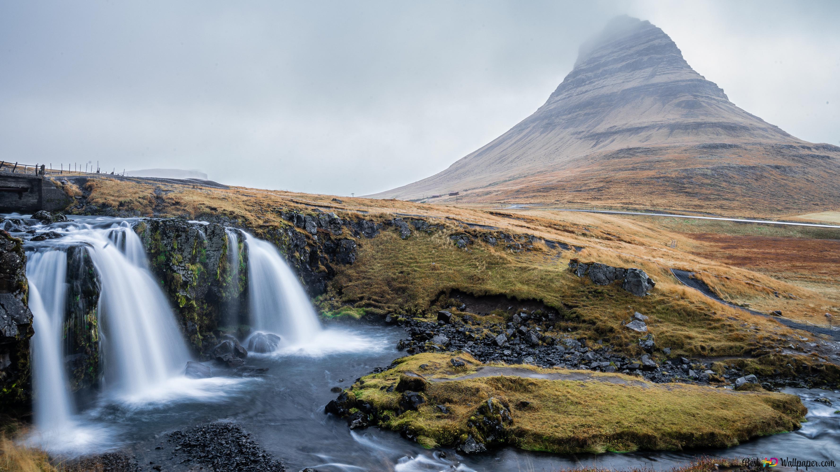 Kirkjufell Iceland 6k Hd Wallpaper Download