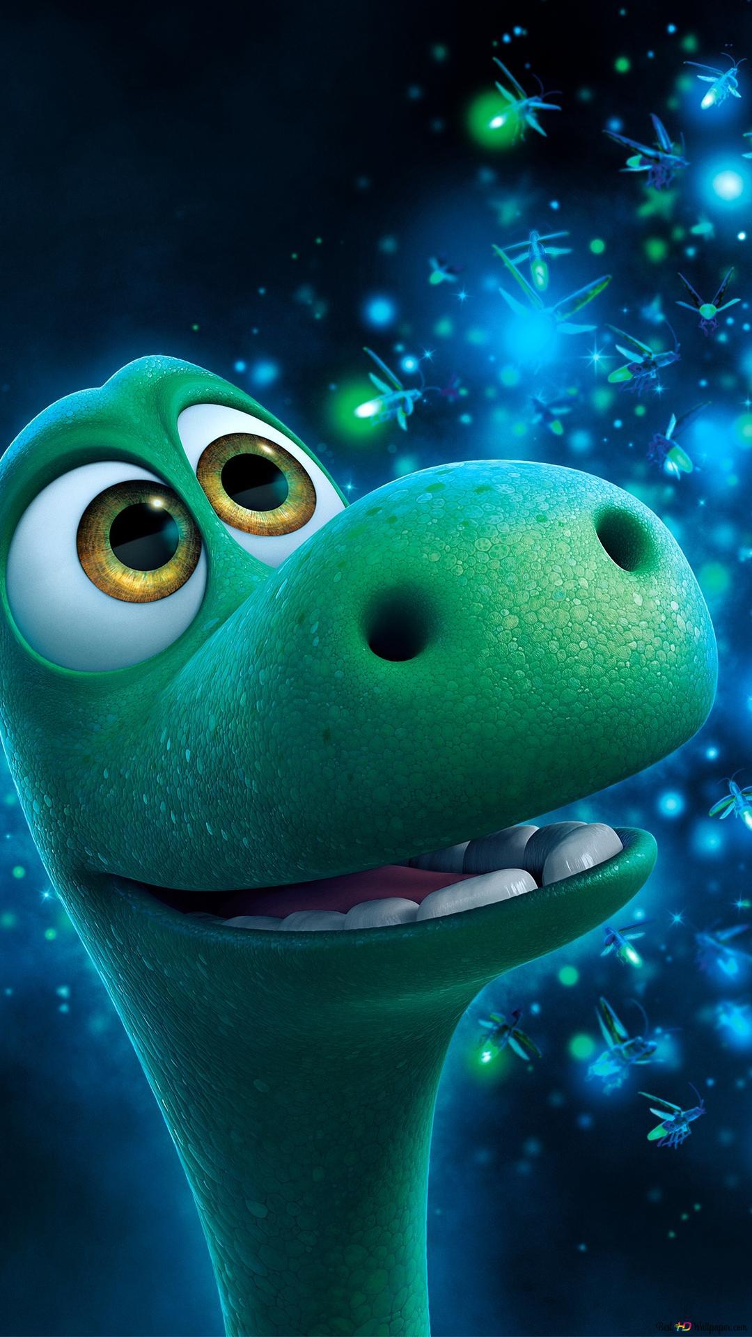 恐龍當家電影 阿洛和現貨高清壁紙下載