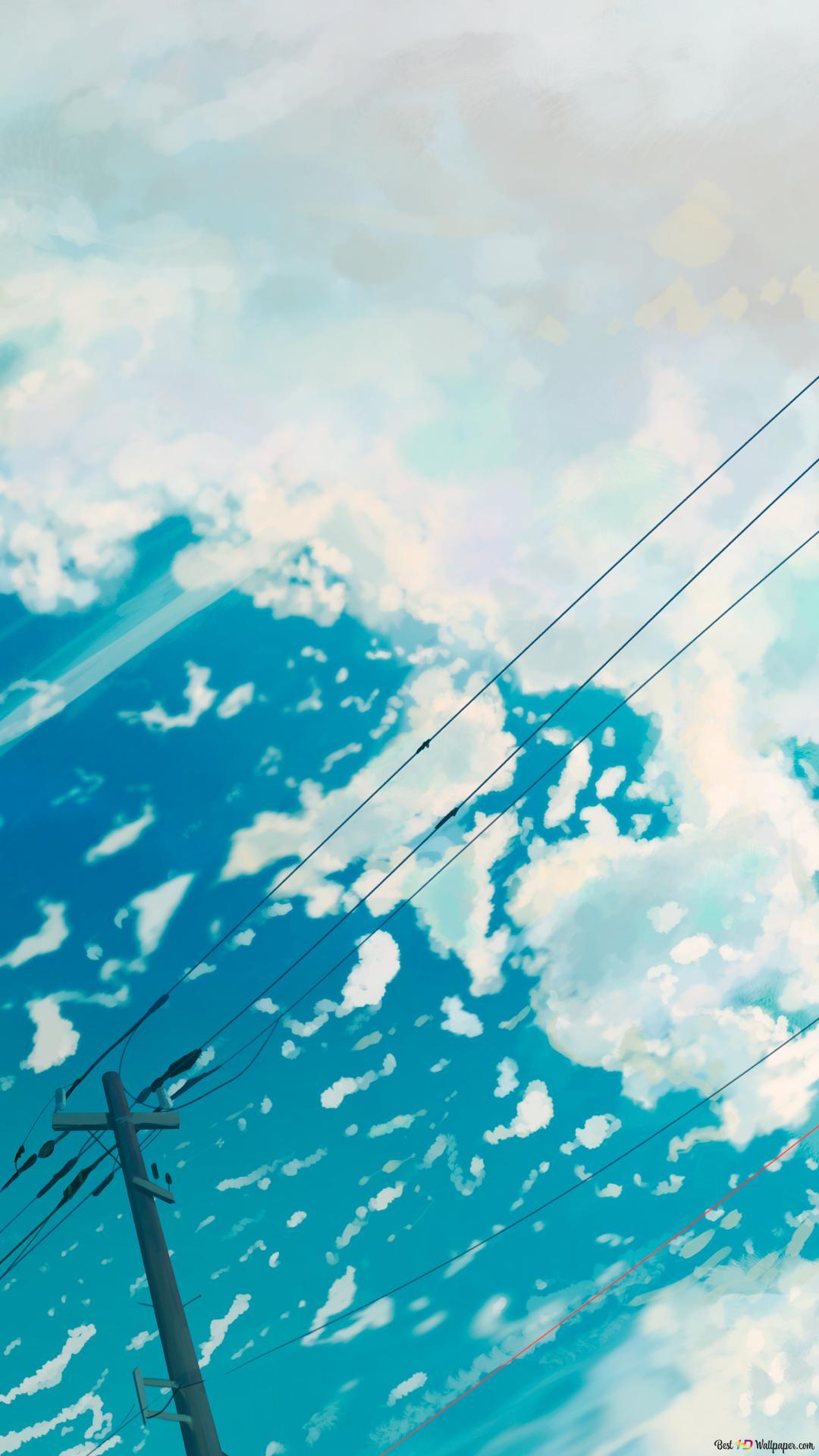 空のような海 Hd壁紙のダウンロード