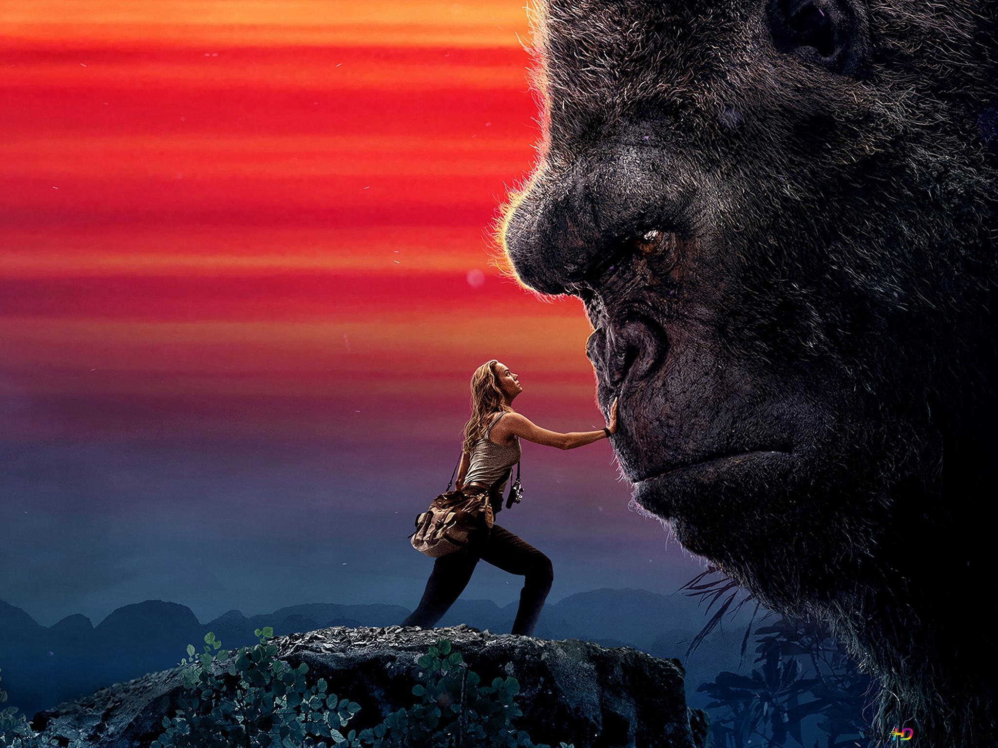 Kong Skull Island Hd Wallpaper Download