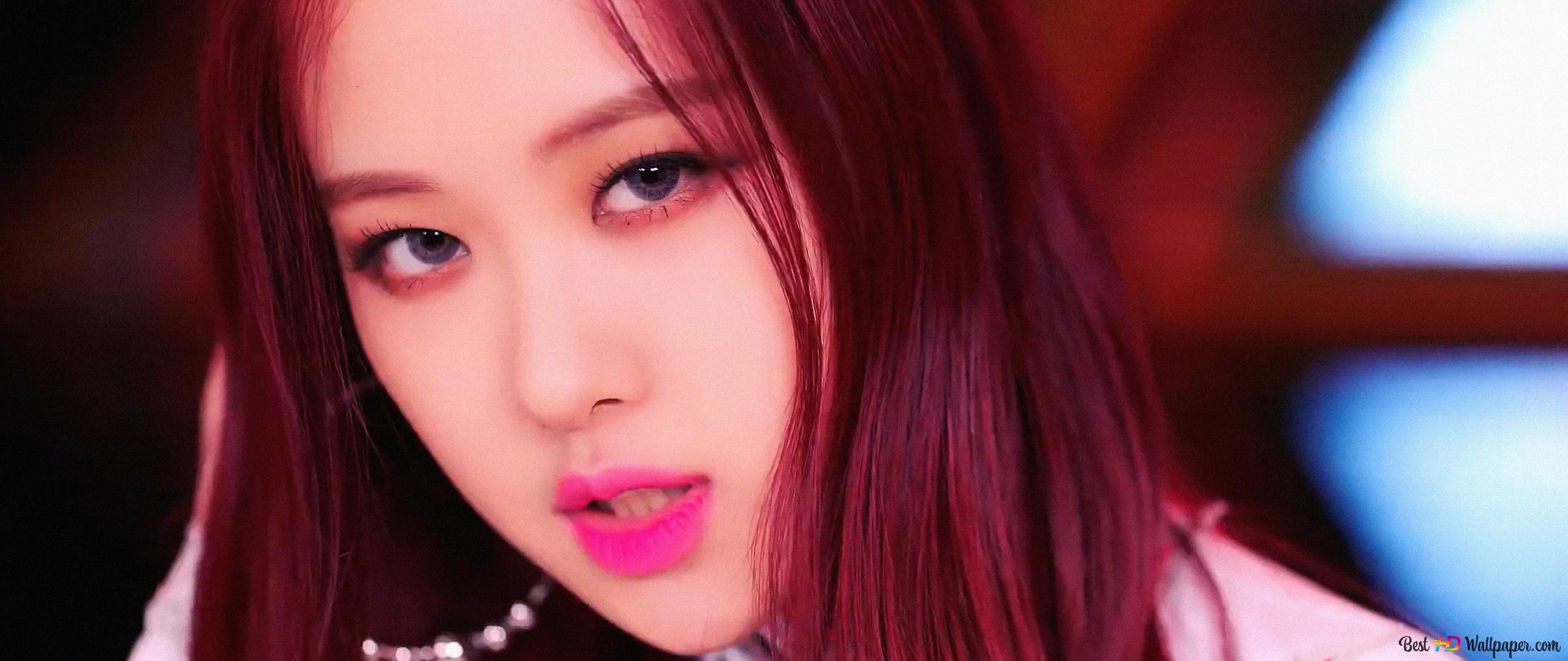 Korean Singer Rose From Blackpink Hd Wallpaper Download