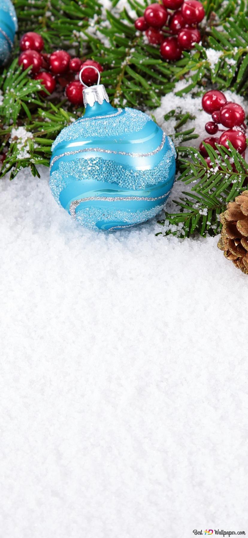 クリスマス 装飾 松毬 Hd壁紙のダウンロード