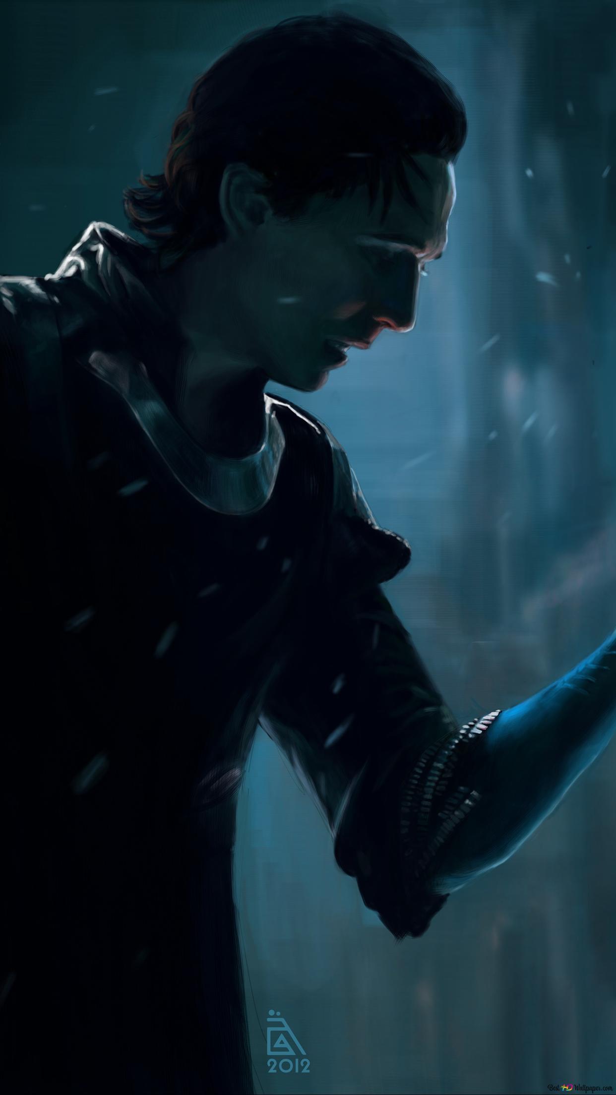 Descargar Fondo De Pantalla La Película Avengers Pintura