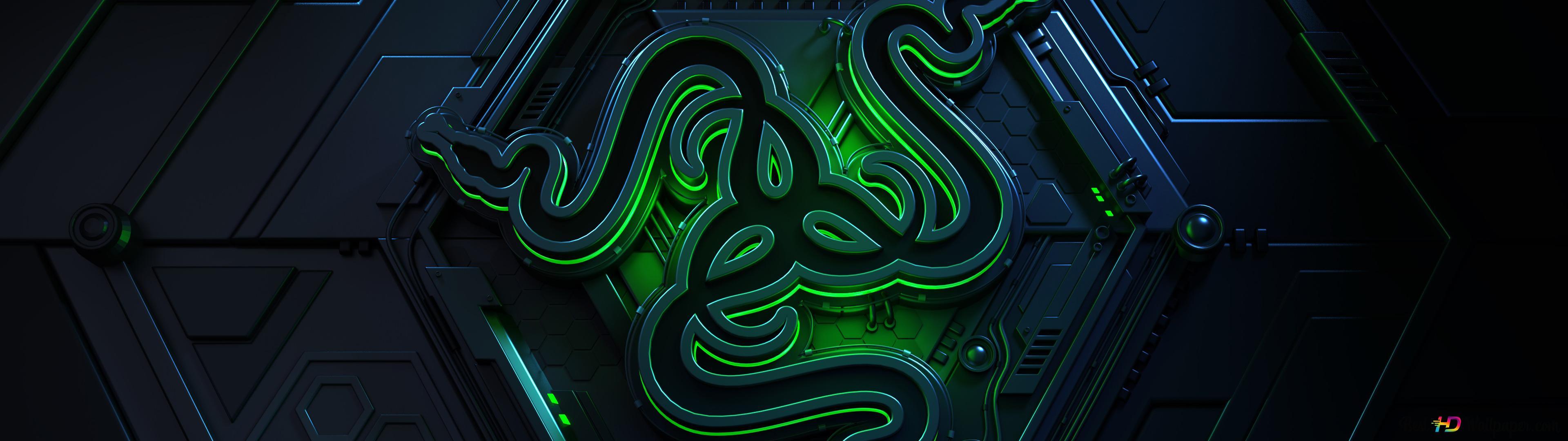La Technologie Razer Accessoires De Jeux Et Hardwares Hd Fond D