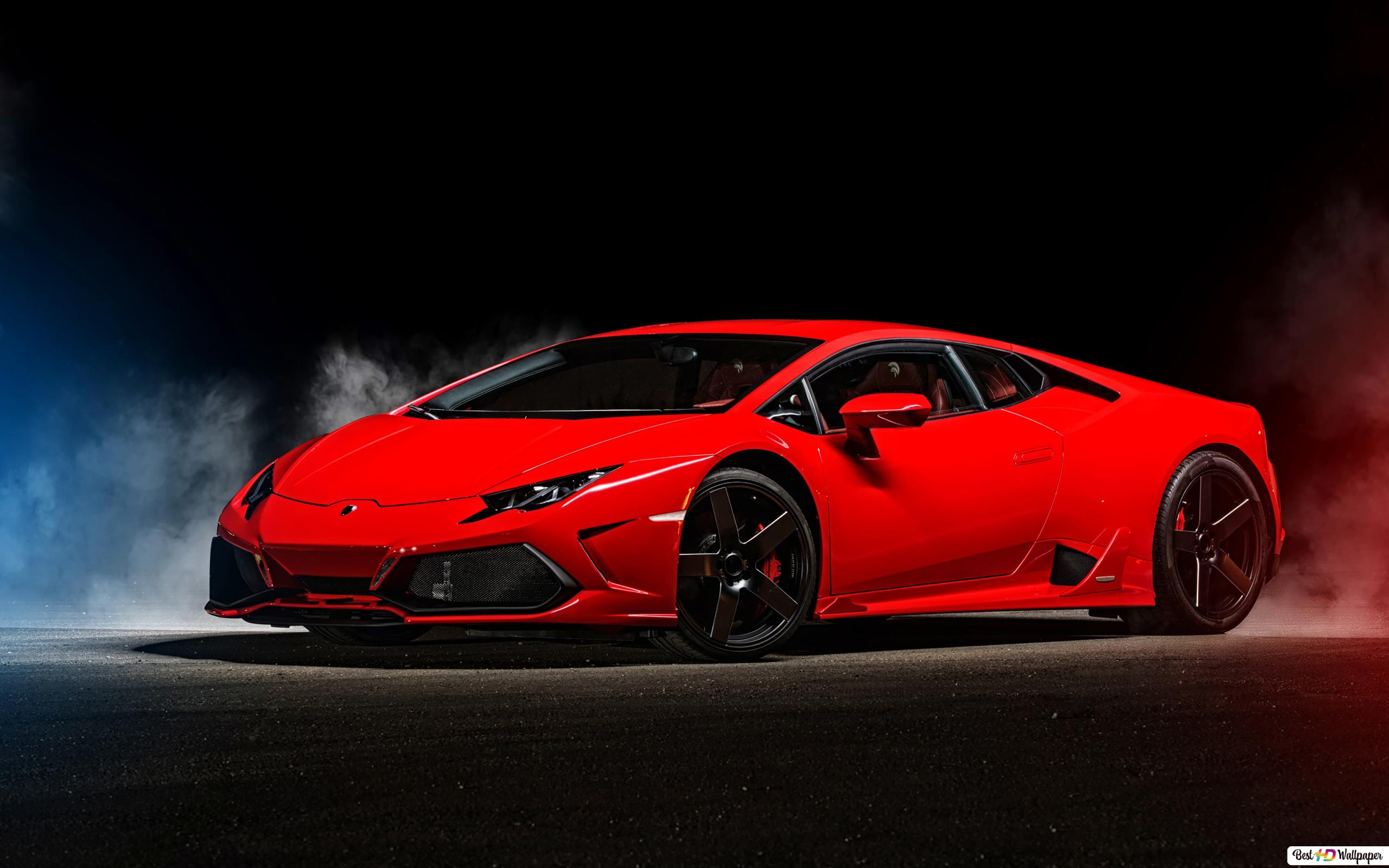 Lamborghini Huracan Avio Hd Wallpaper Download