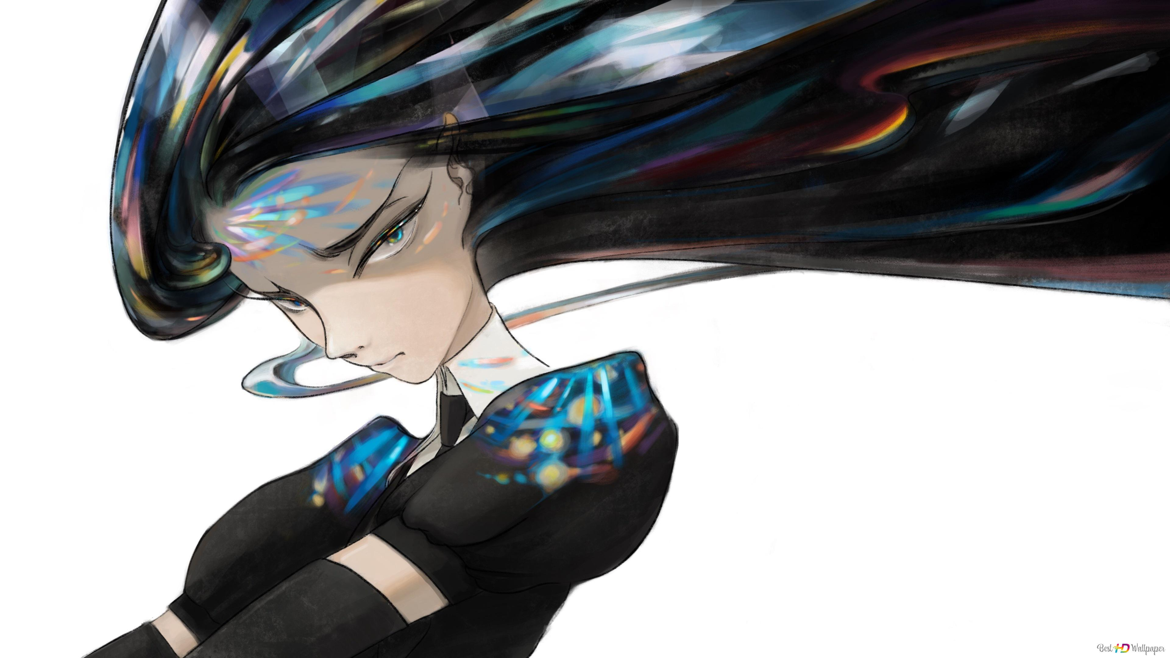 Land Of The Lustrous Bort Hd Wallpaper Download