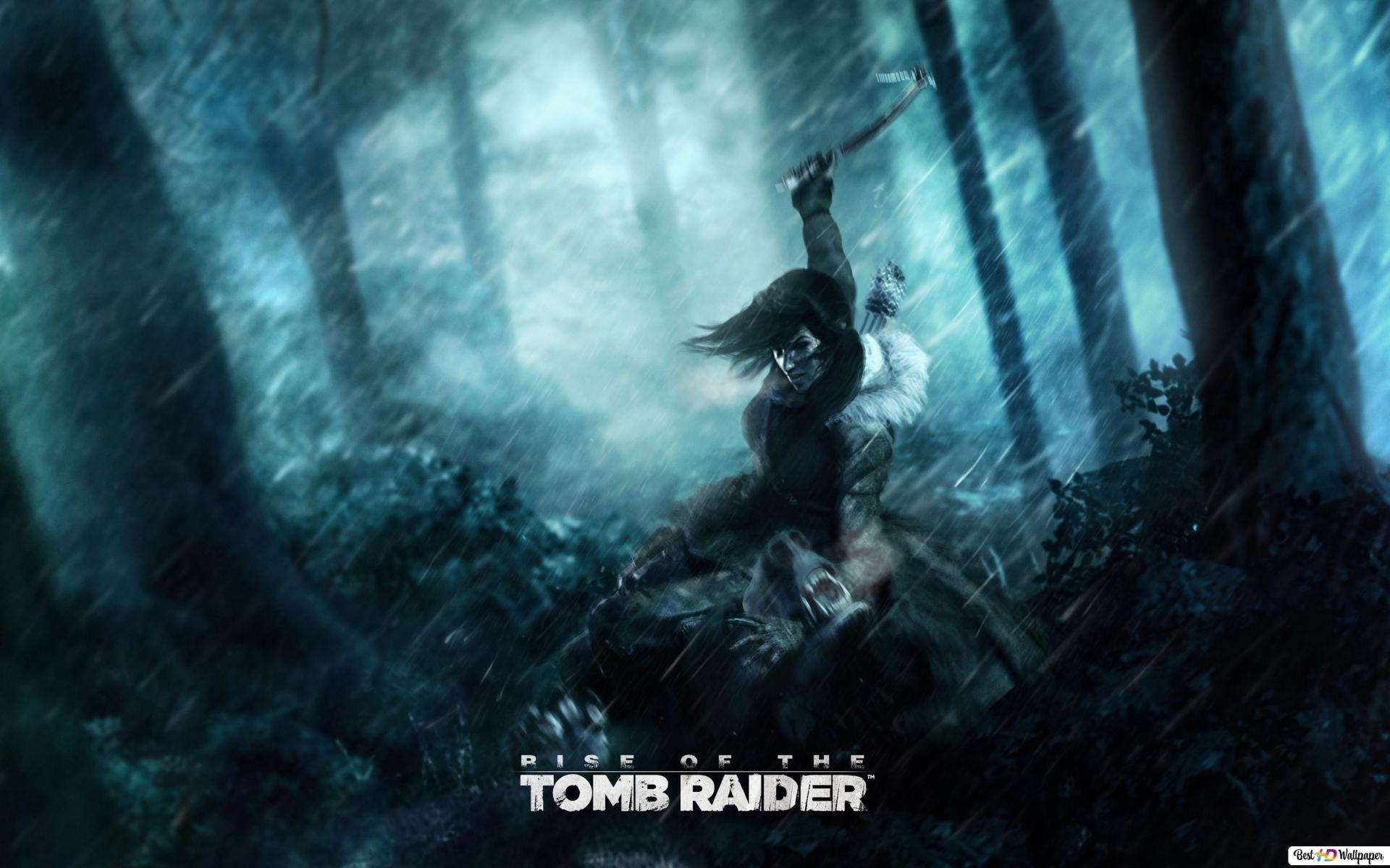 Rise Of The Tomb Raider Wallpapers Group With