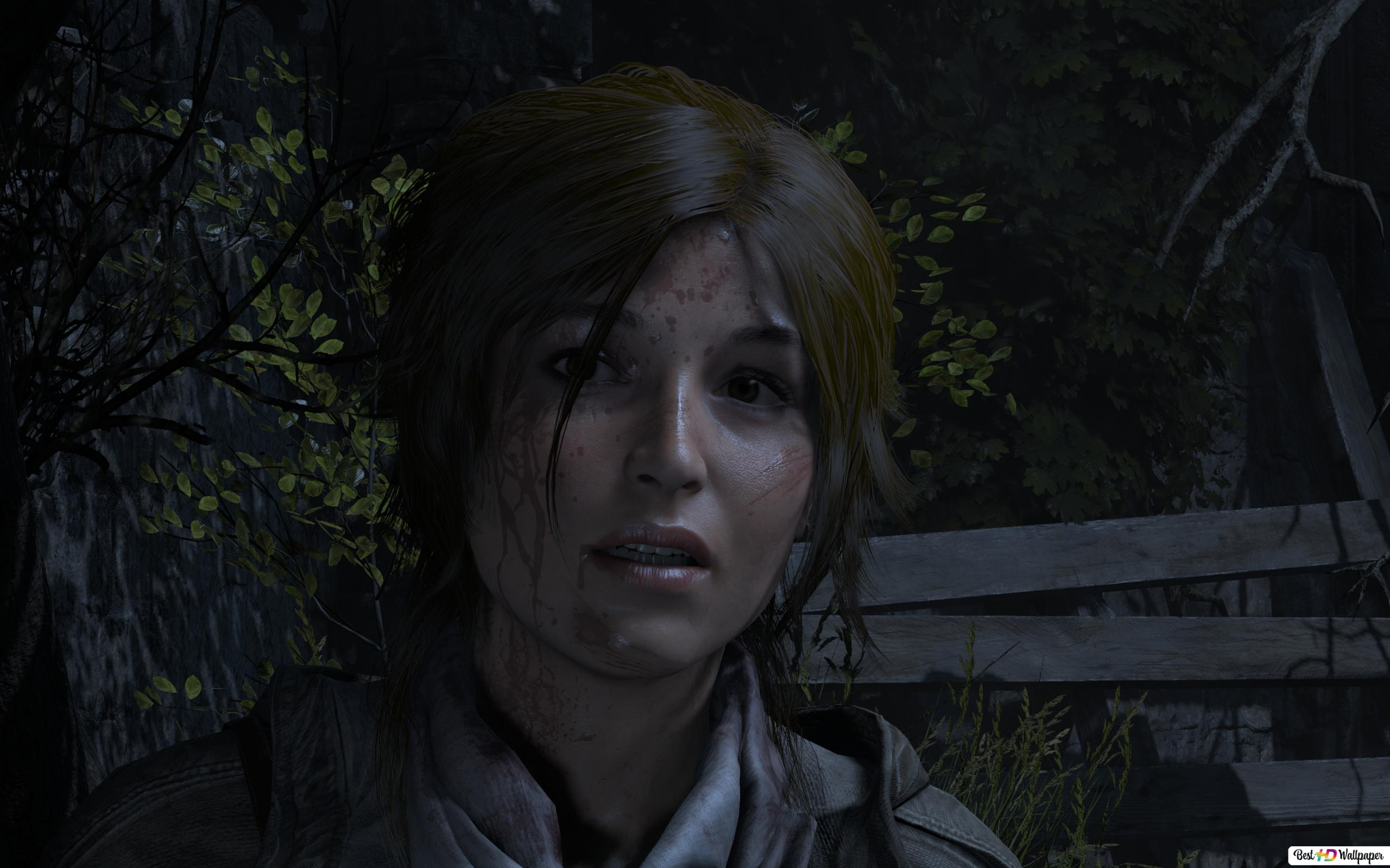 Lara Croft Tomb Raider Hd Wallpaper Download