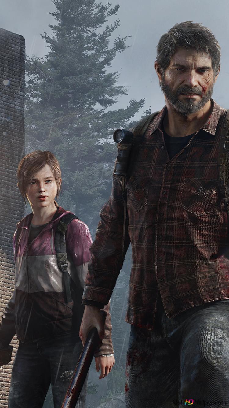 Last Of Us Horror Game Hd Wallpaper Download