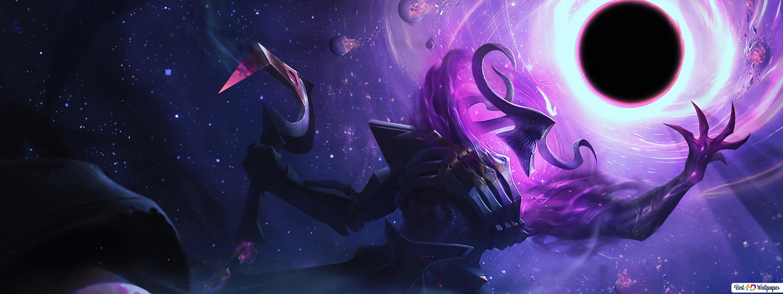 League Of Legends Dark Star Thresh Hd Wallpaper Download