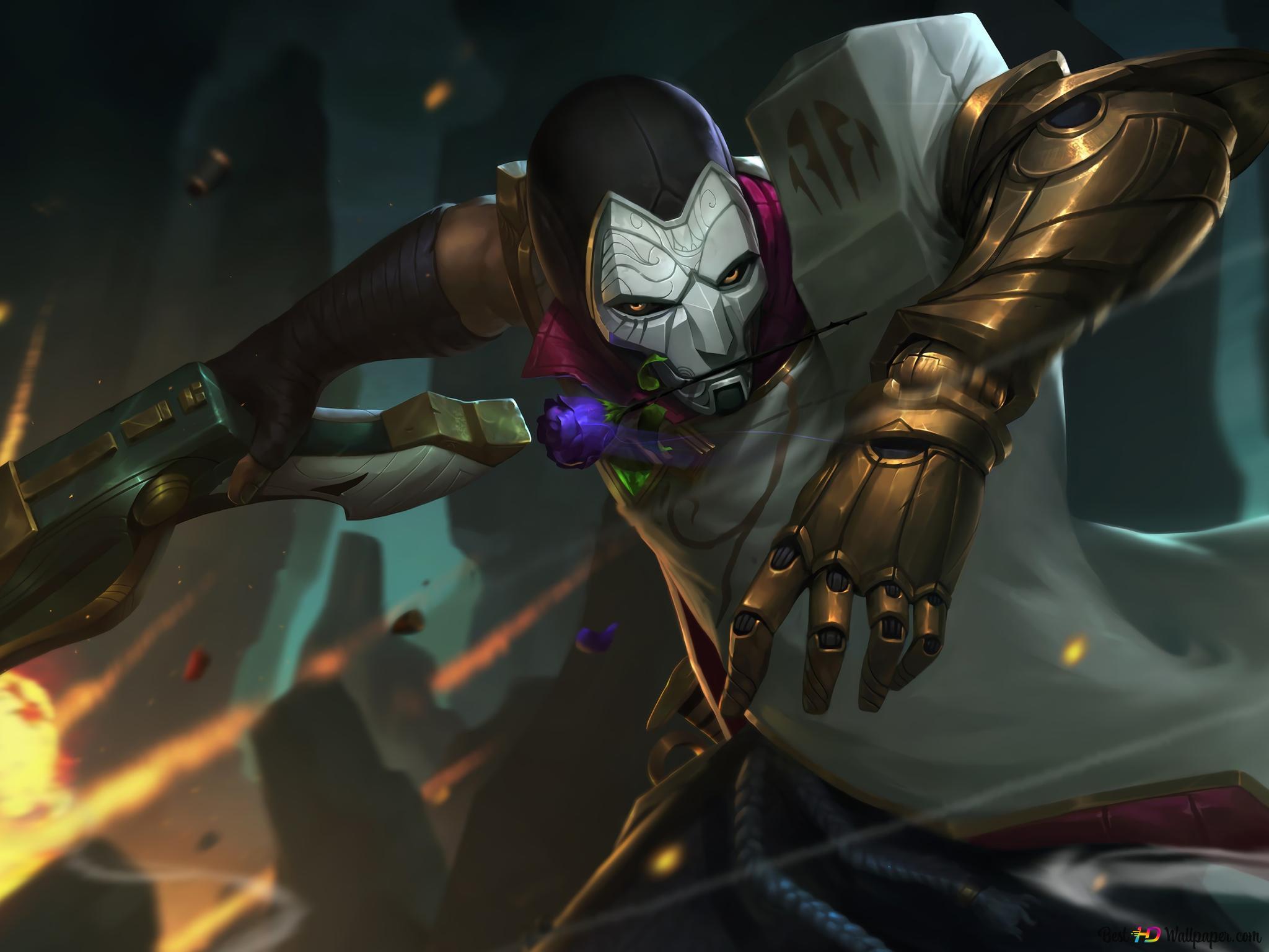 League of Legends (LOL): Jhin Download di sfondi HD