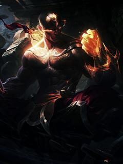 League Of Legends Lol Lee Sin Hd Wallpaper Download