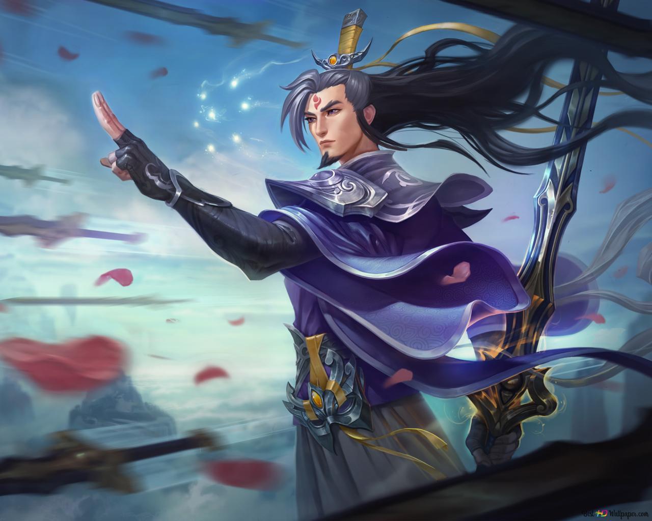 League Of Legends Lol Master Yi Hd Wallpaper Download