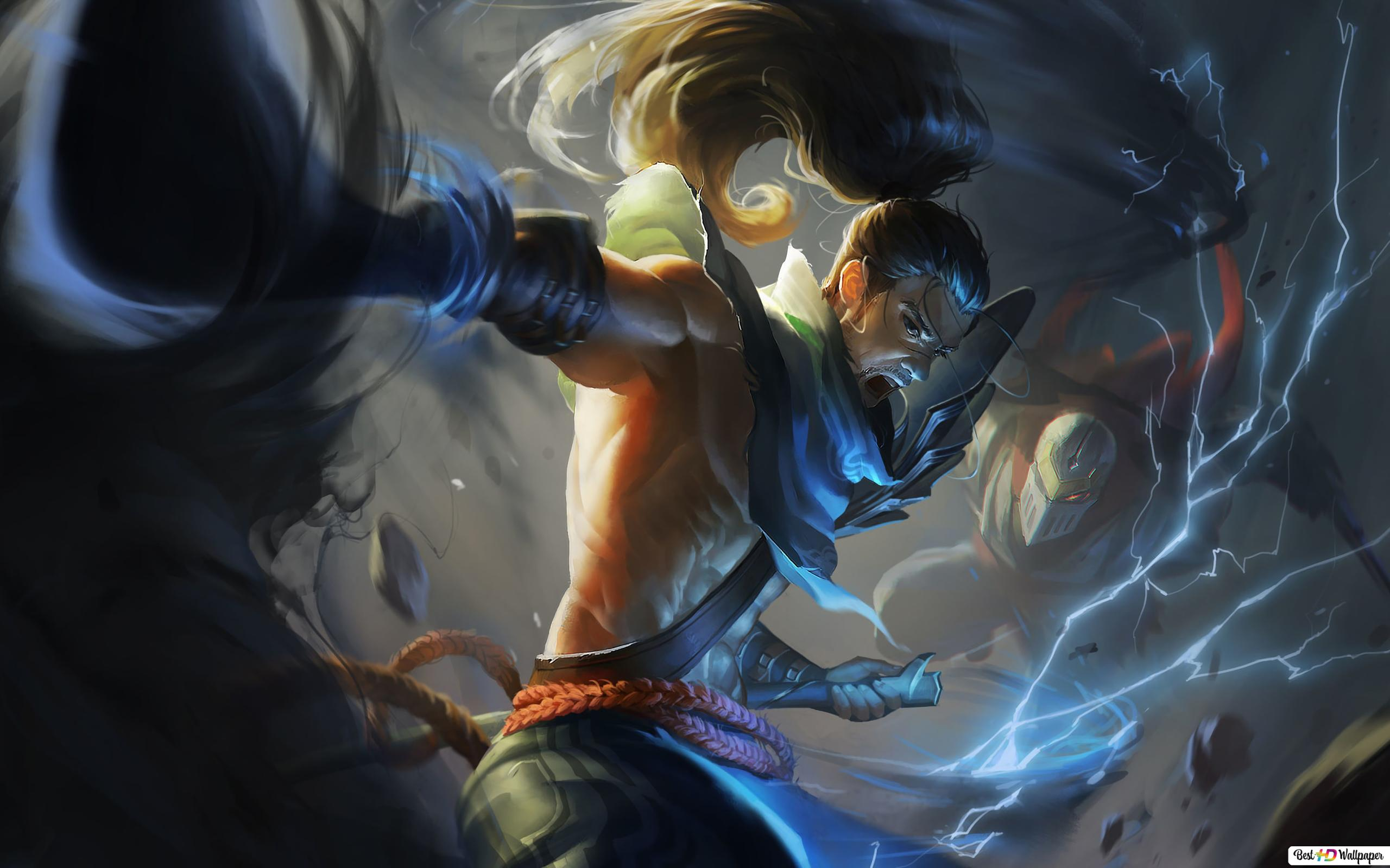 League of Legends (LOL) - Yasuo Vs Zed ...