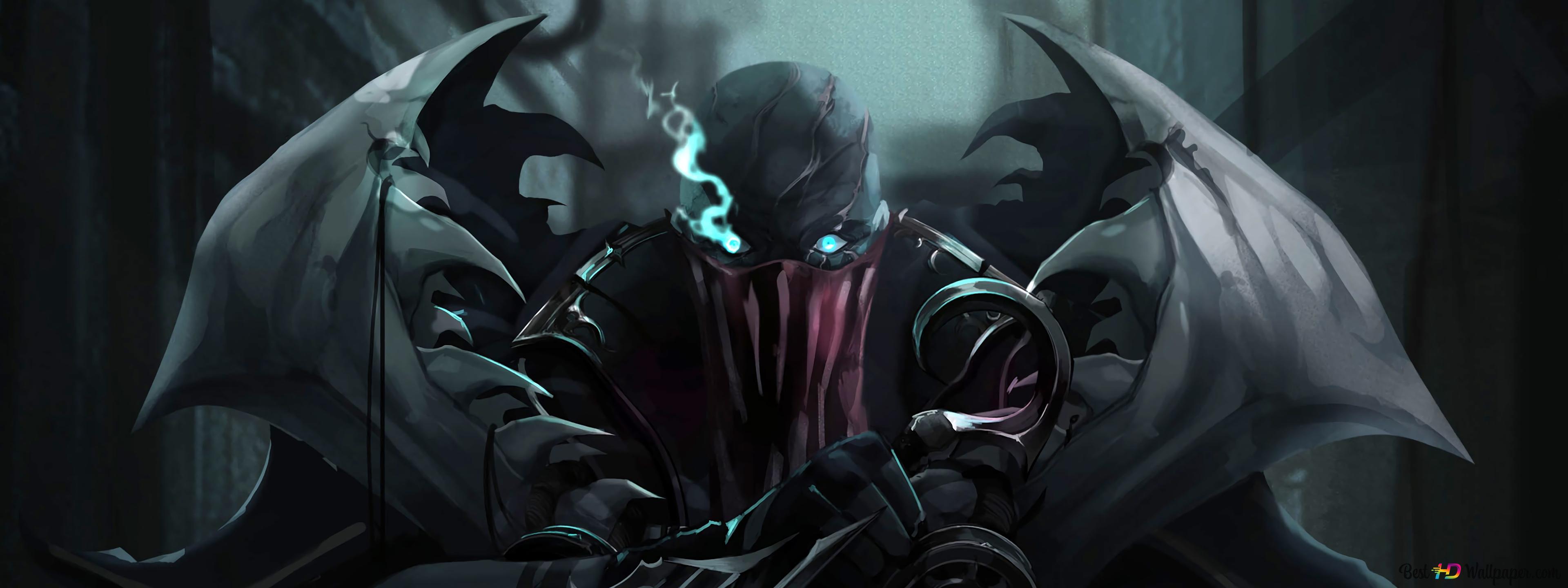 League Of Legends Pyke Hd Wallpaper Download