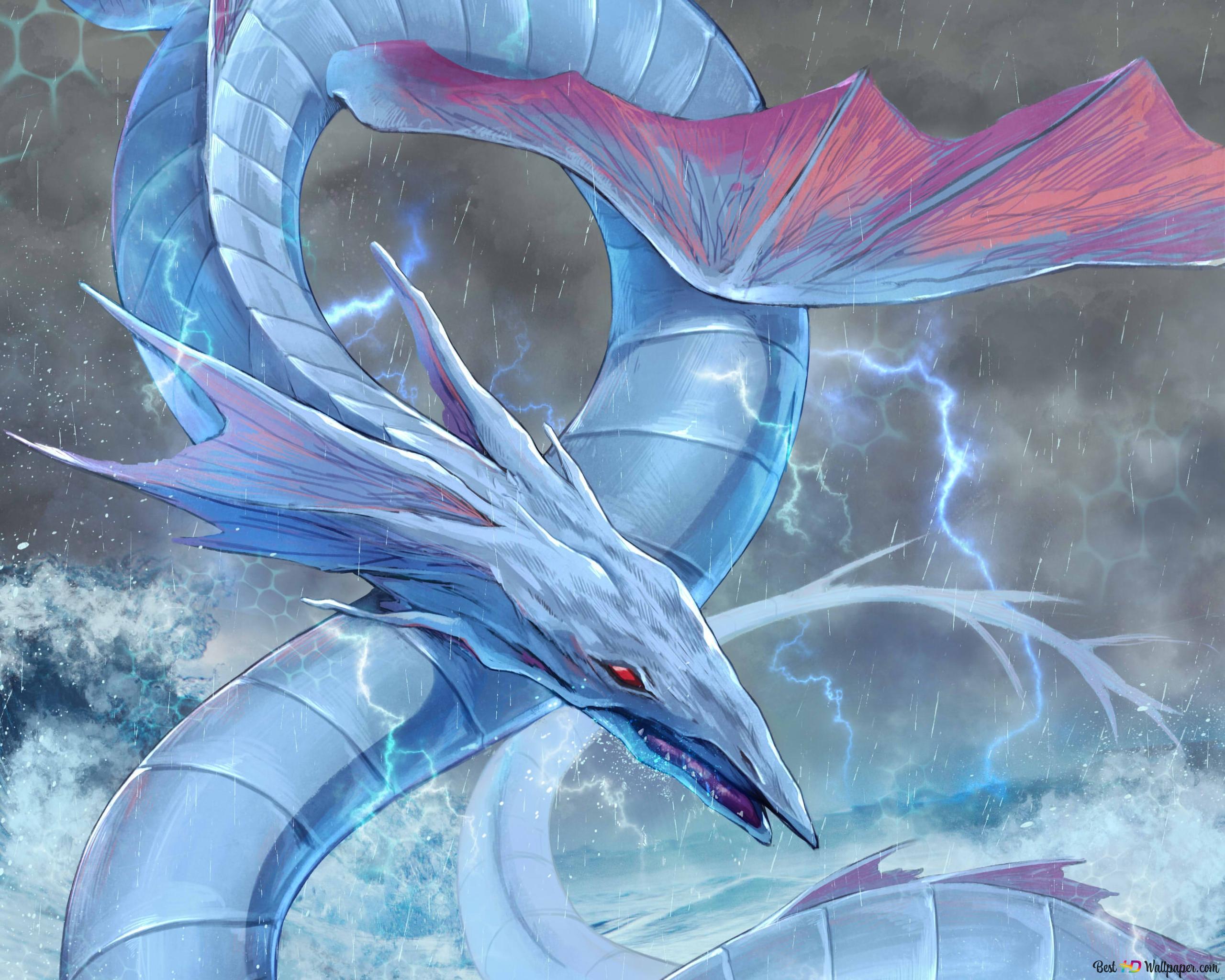 Leviathan - Chinese Dragon HD wallpaper