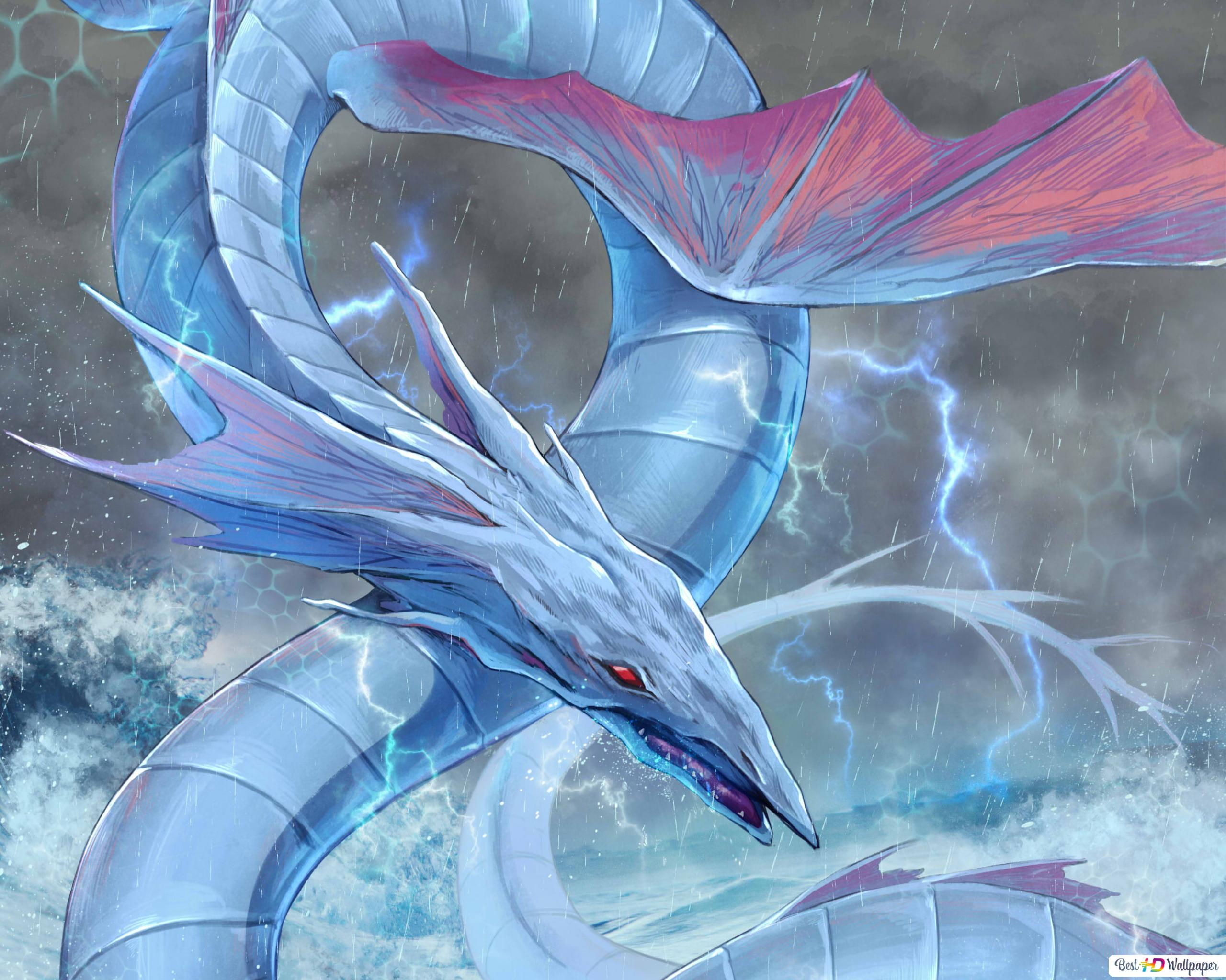 Leviathan Dragao Chines Hd Wallpaper Download
