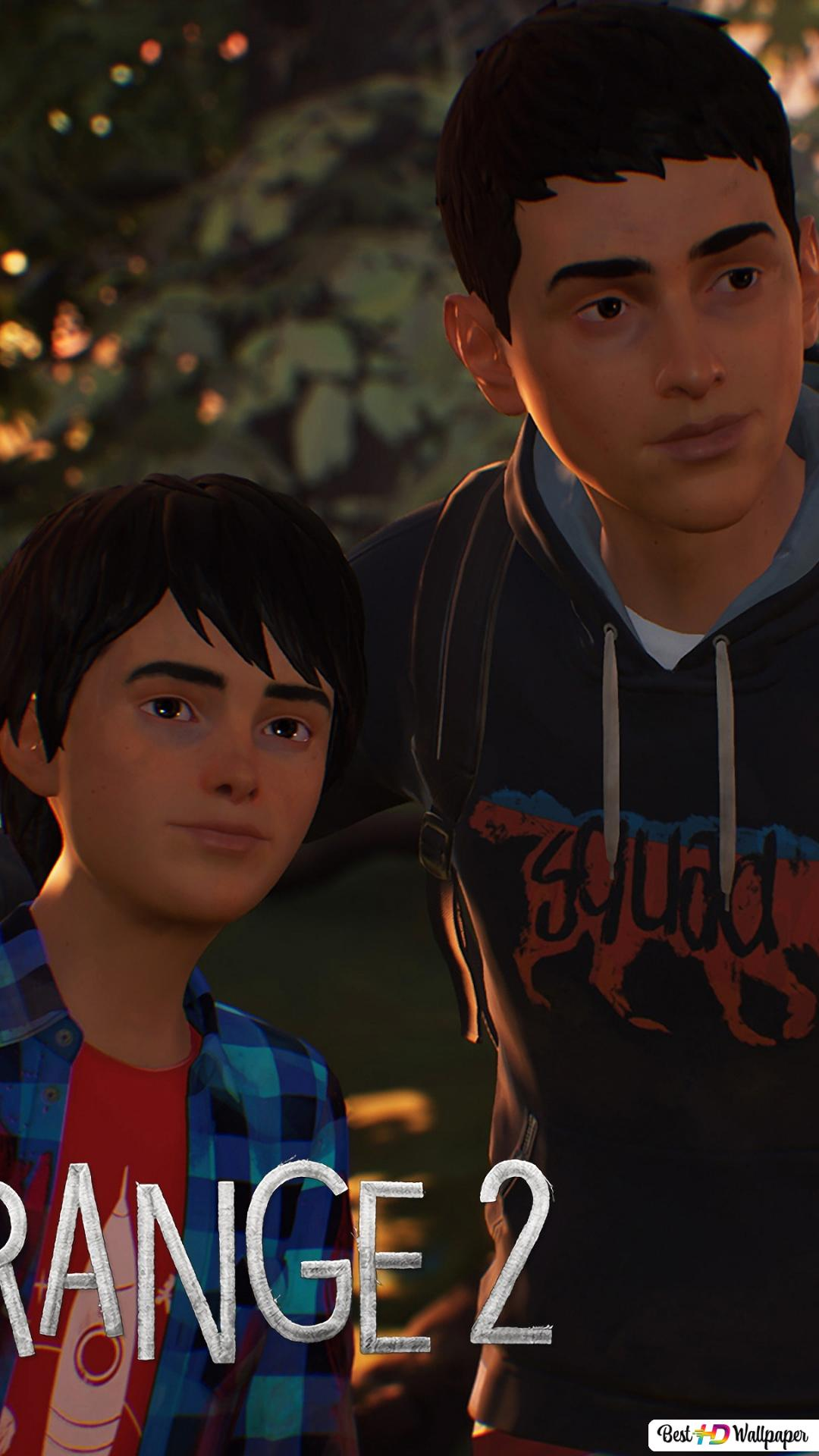 Life Is Strange 2 Sean Diaz Daniel Diaz Hd Wallpaper Download