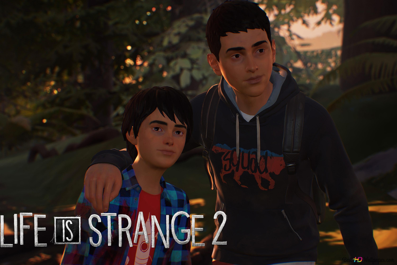 Life Is Strange 2 Sean Diaz Daniel Diaz Hd Wallpaper Download