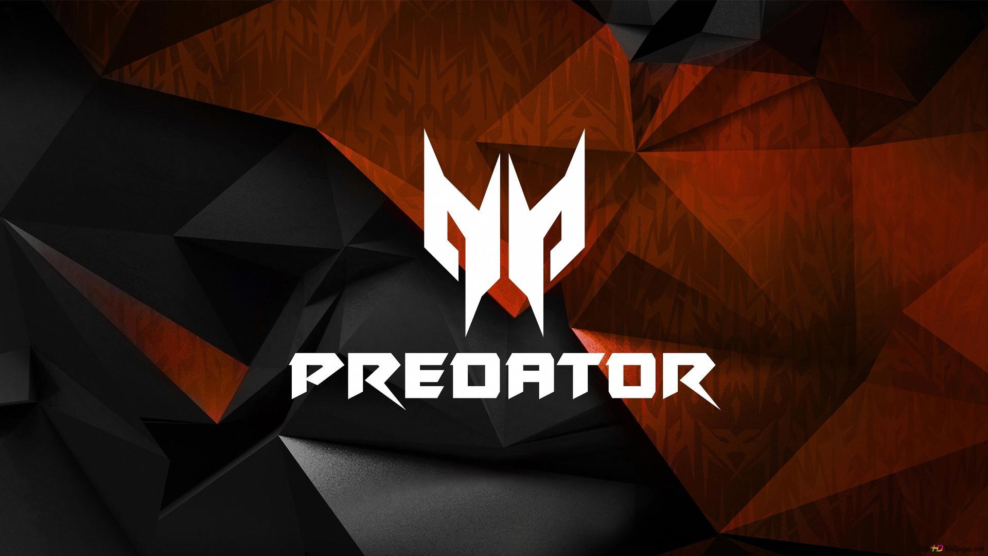 Descargar Fondo De Pantalla Logotipo De Acer Predator Hd