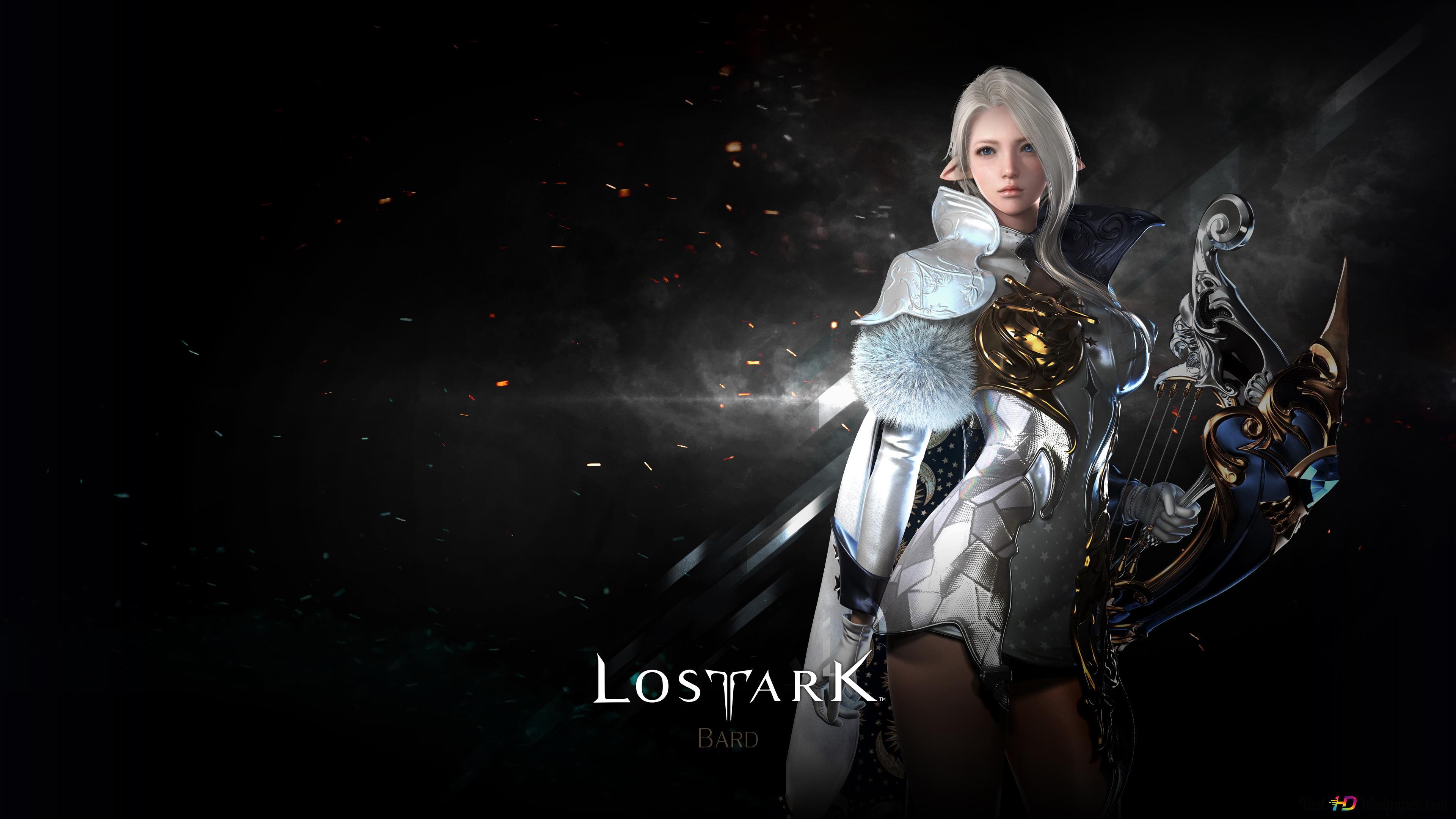 Lost Ark Video Game Bard Hd Wallpaper Download