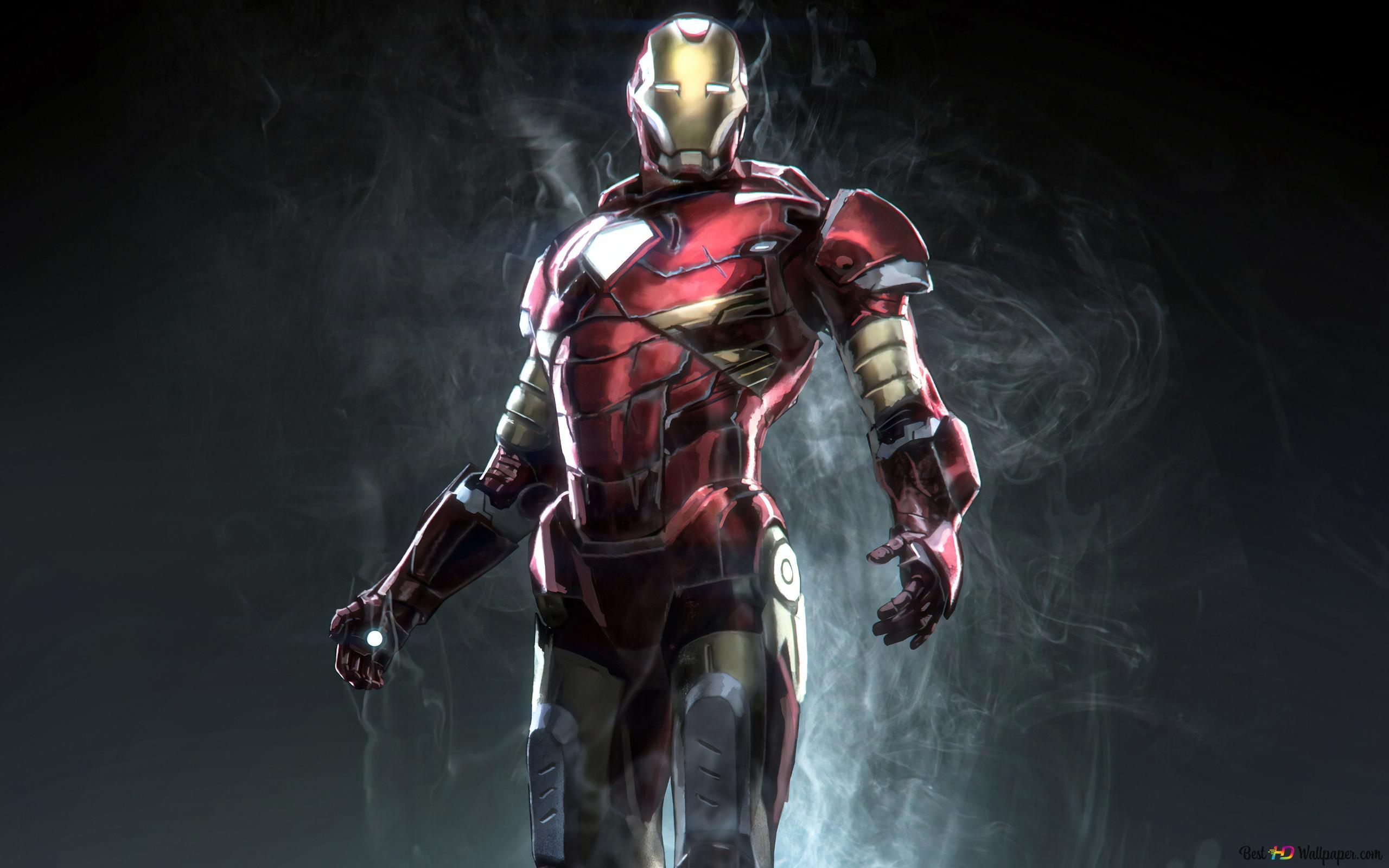 マーベル スタジオは アイアンマンを提示します Hd壁紙のダウンロード