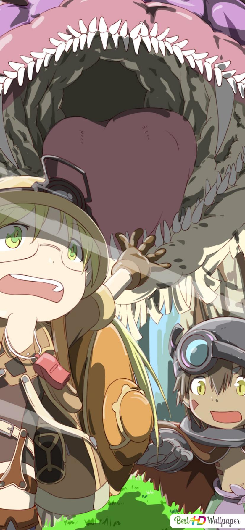Made In Abyss Hd Wallpaper Download