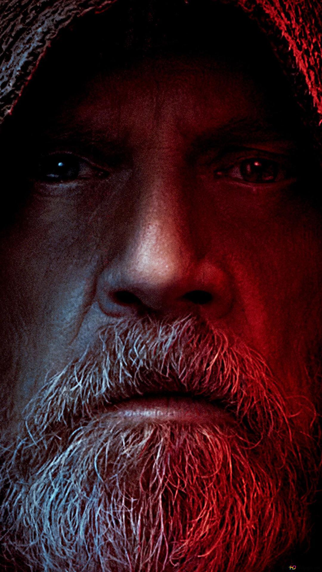 Descargar Fondo De Pantalla Maestro Jedi Luke Skywalker Hd