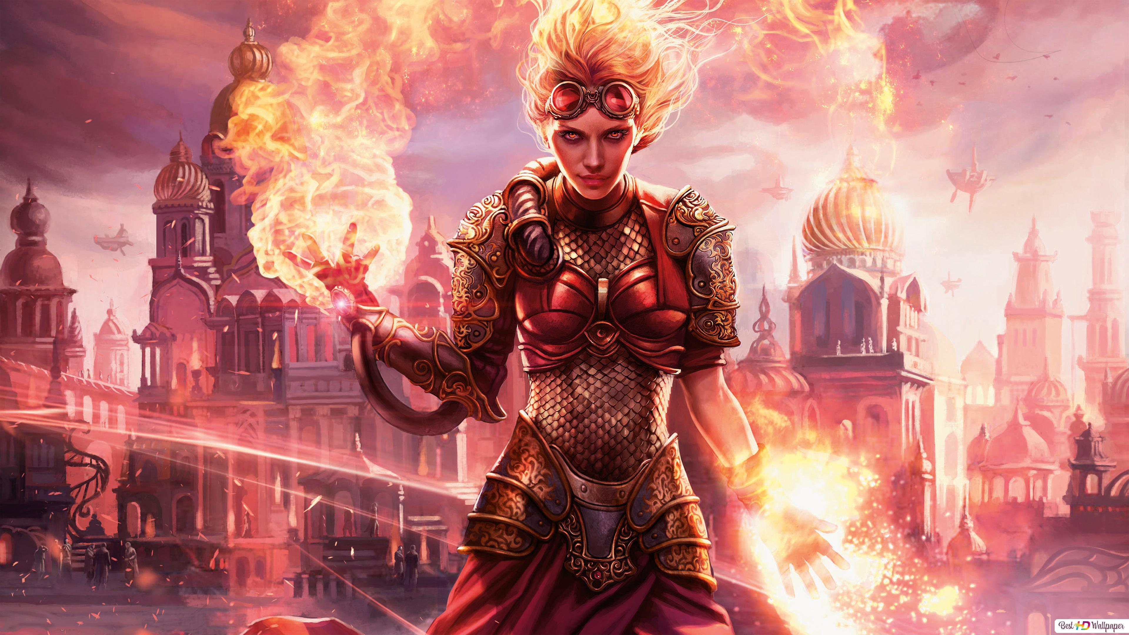 Magic The Gathering Arena Hd Wallpaper Download