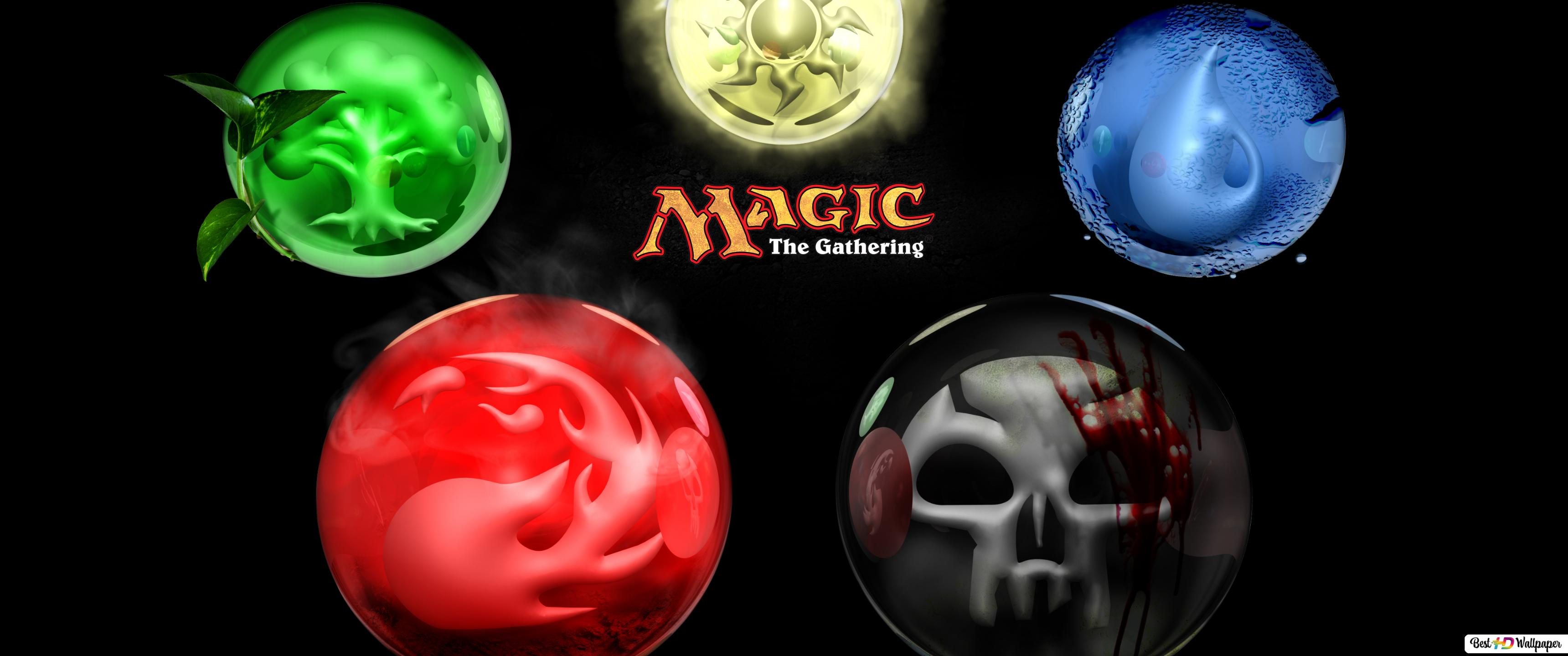 Magic The Gathering Hd Wallpaper Download