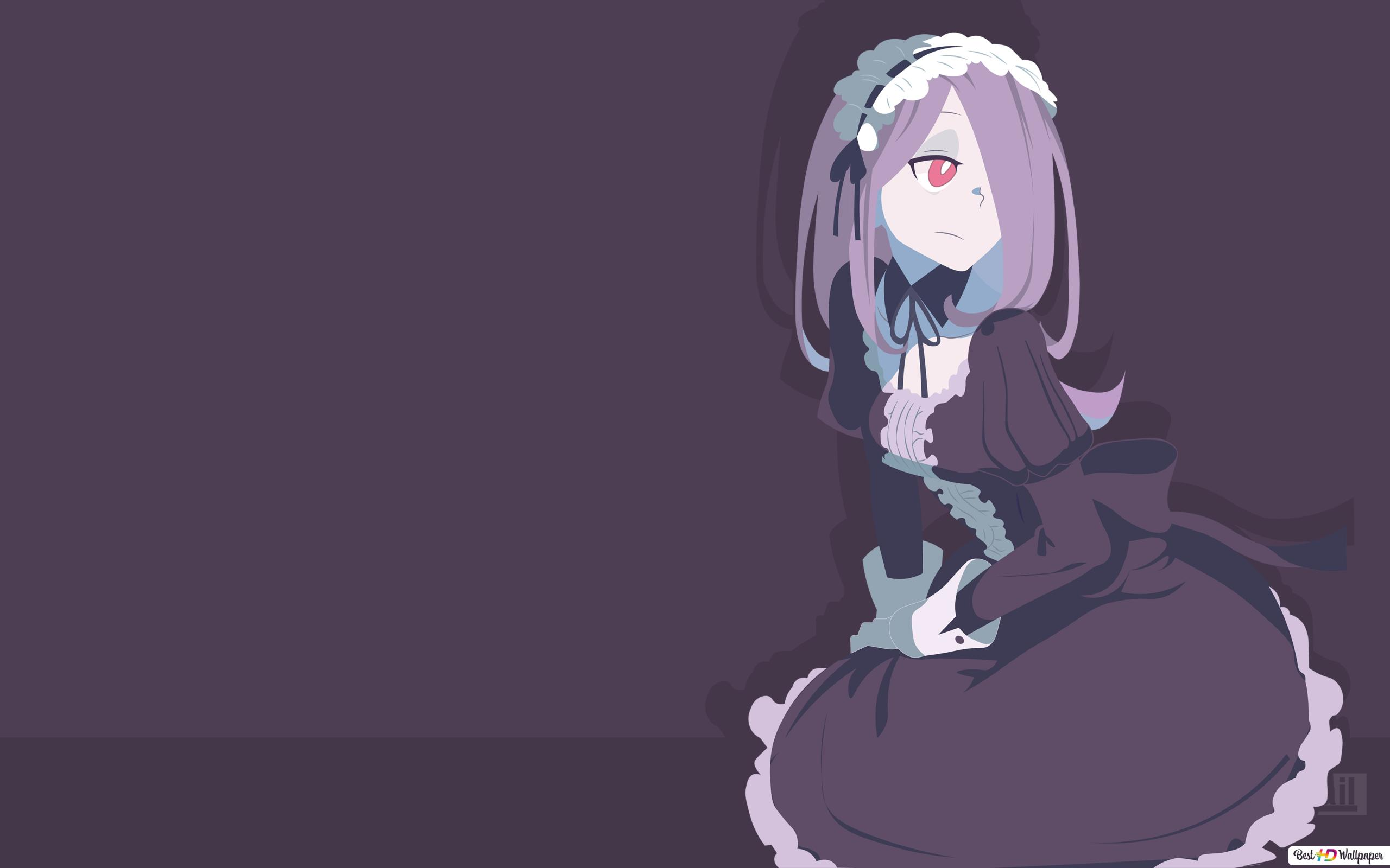 Manbavaran Sucy Of Little Witch Academia Hd Wallpaper Download