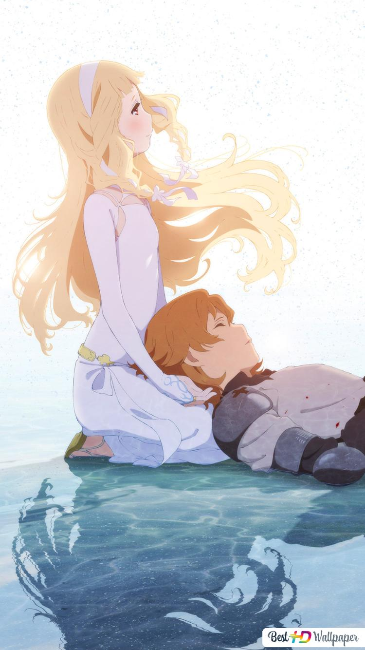 Maquia When The Promised Flower Blooms Hd Wallpaper Download