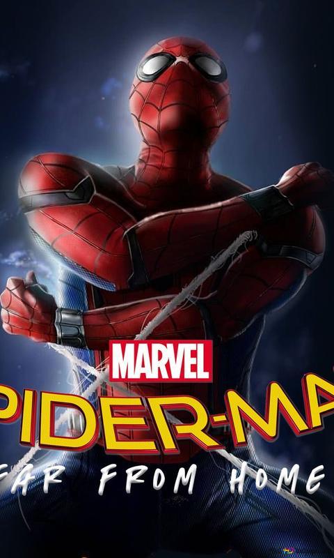 Marvel Spider Man Far From Home Hd Hintergrundbilder