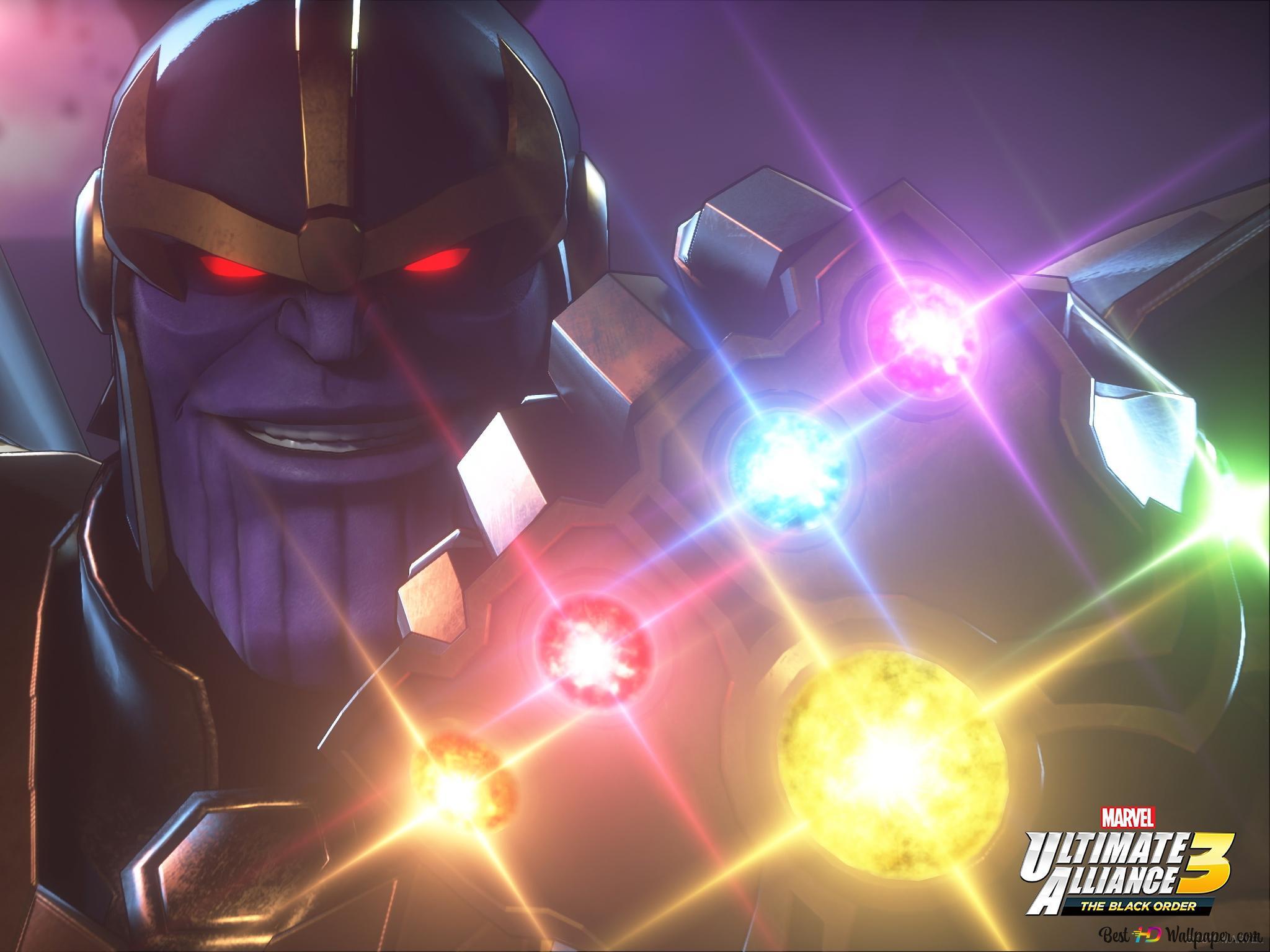 Marvel Ultimate Alliance 3 Hd Wallpaper Download