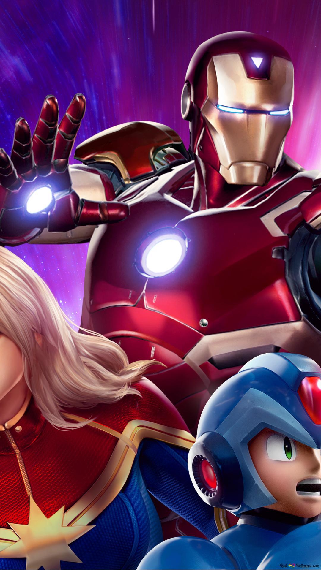 Marvel Vs Capcom Infinite Hd Wallpaper Download